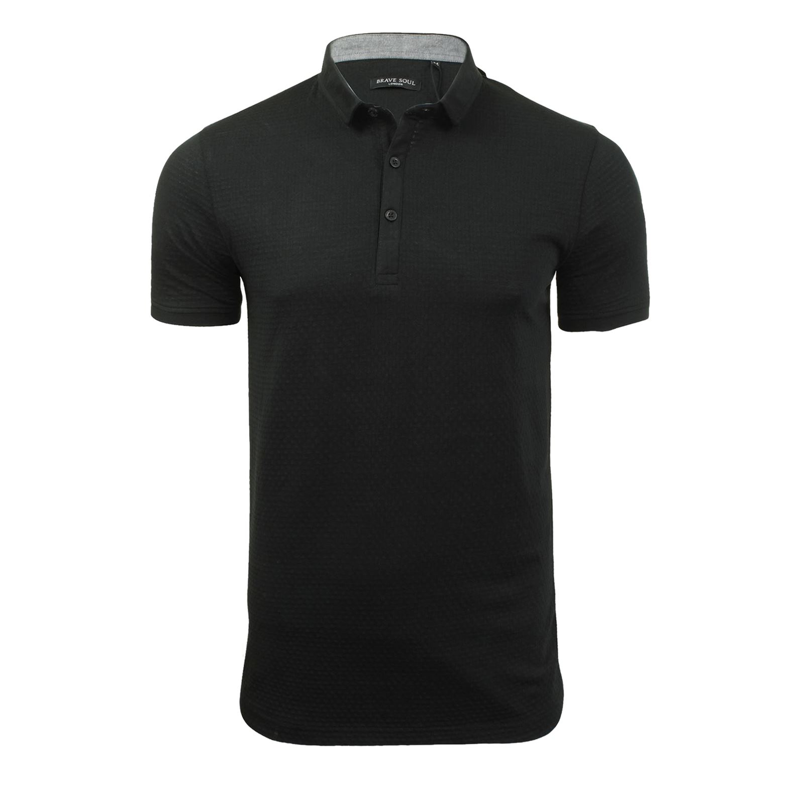 Brave-Soul-Glover-Mens-Polo-T-Shirt-Cotton-Collared-Short-Sleeve-Casual-Top thumbnail 85