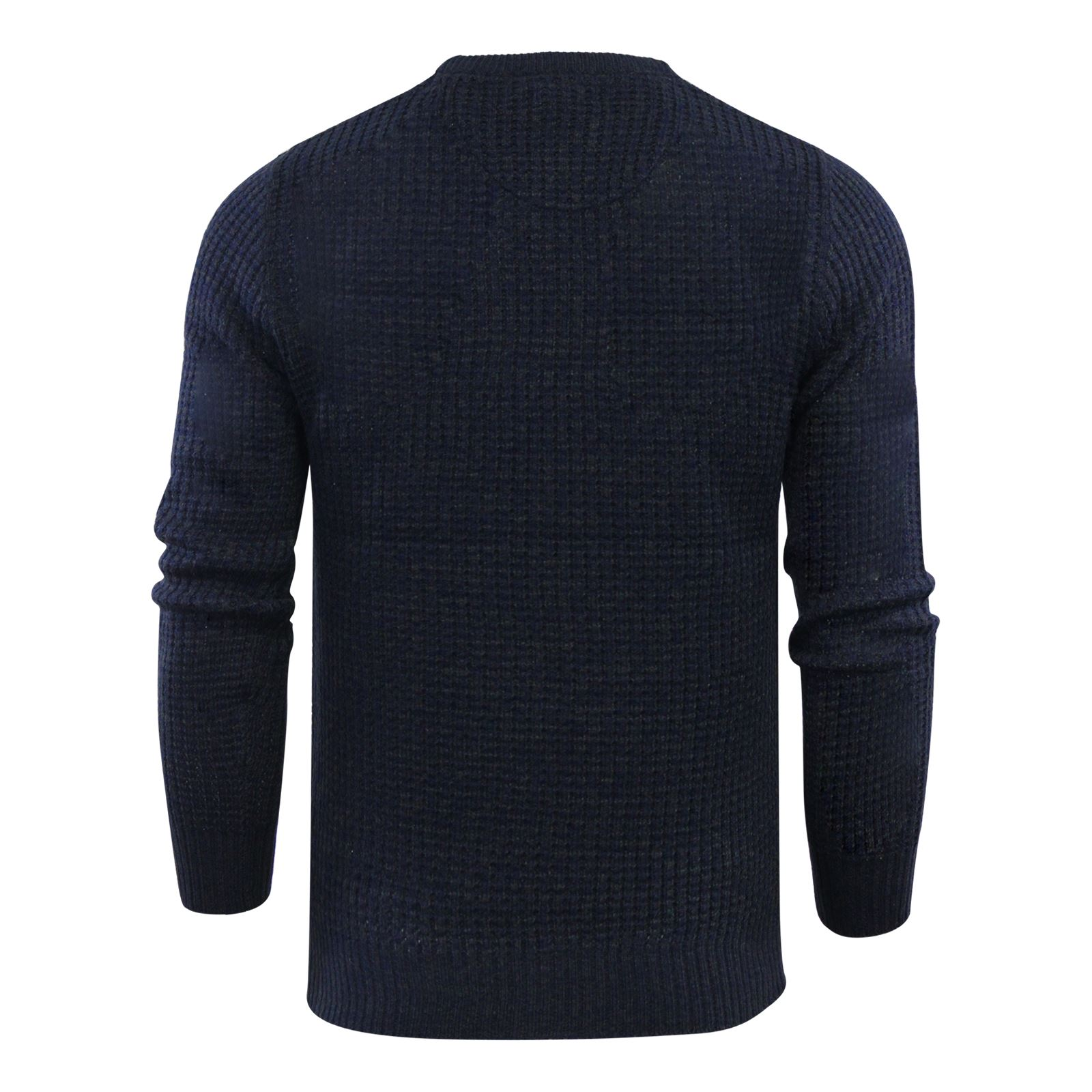 Mens-Jumper-Brave-Soul-Knitted-Sweater-In-Various-Styles thumbnail 43