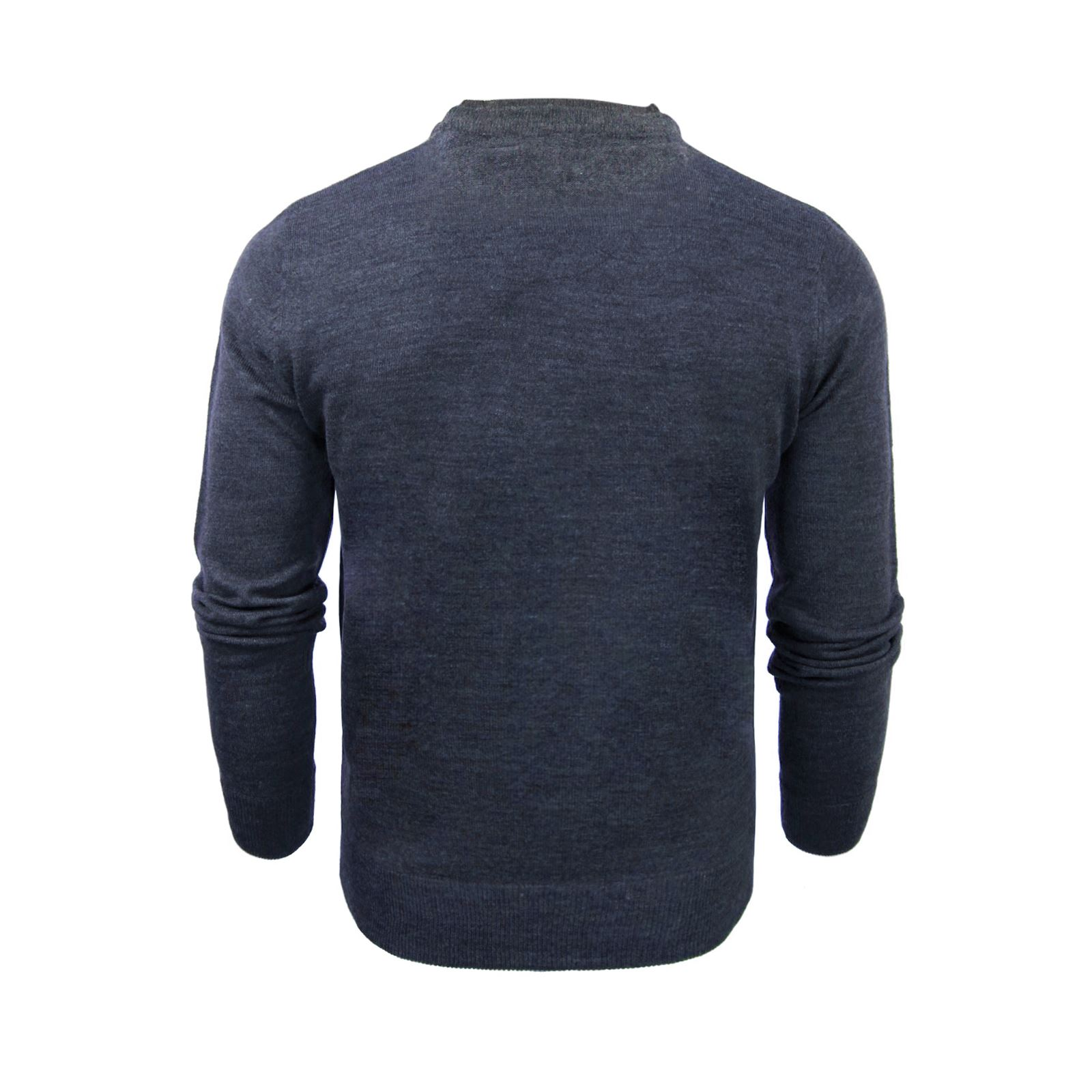 Mens-Jumper-Brave-Soul-Knitted-Sweater-In-Various-Styles thumbnail 5