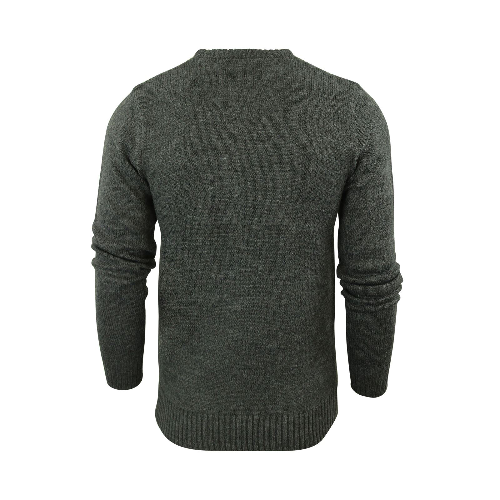 Mens-Jumper-Brave-Soul-Knitted-Sweater-In-Various-Styles thumbnail 25