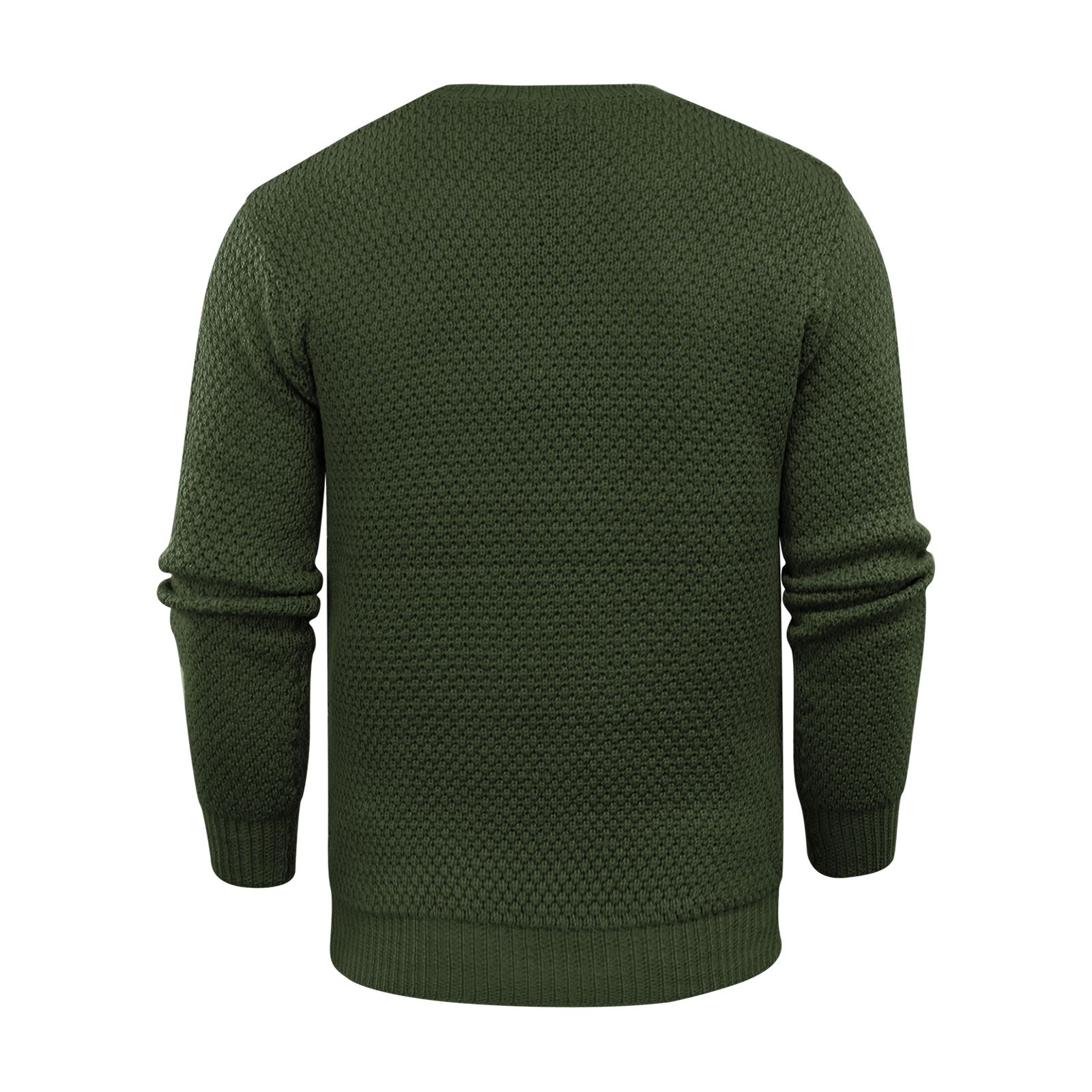 Mens-Jumper-Brave-Soul-Knitted-Sweater-In-Various-Styles thumbnail 33