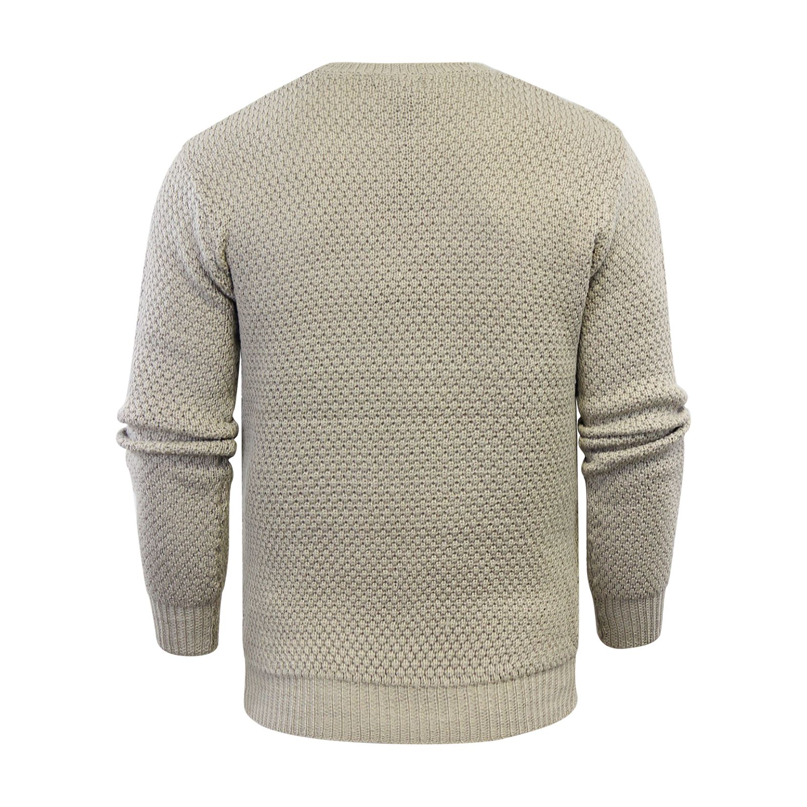 Mens-Jumper-Brave-Soul-Knitted-Sweater-In-Various-Styles thumbnail 35