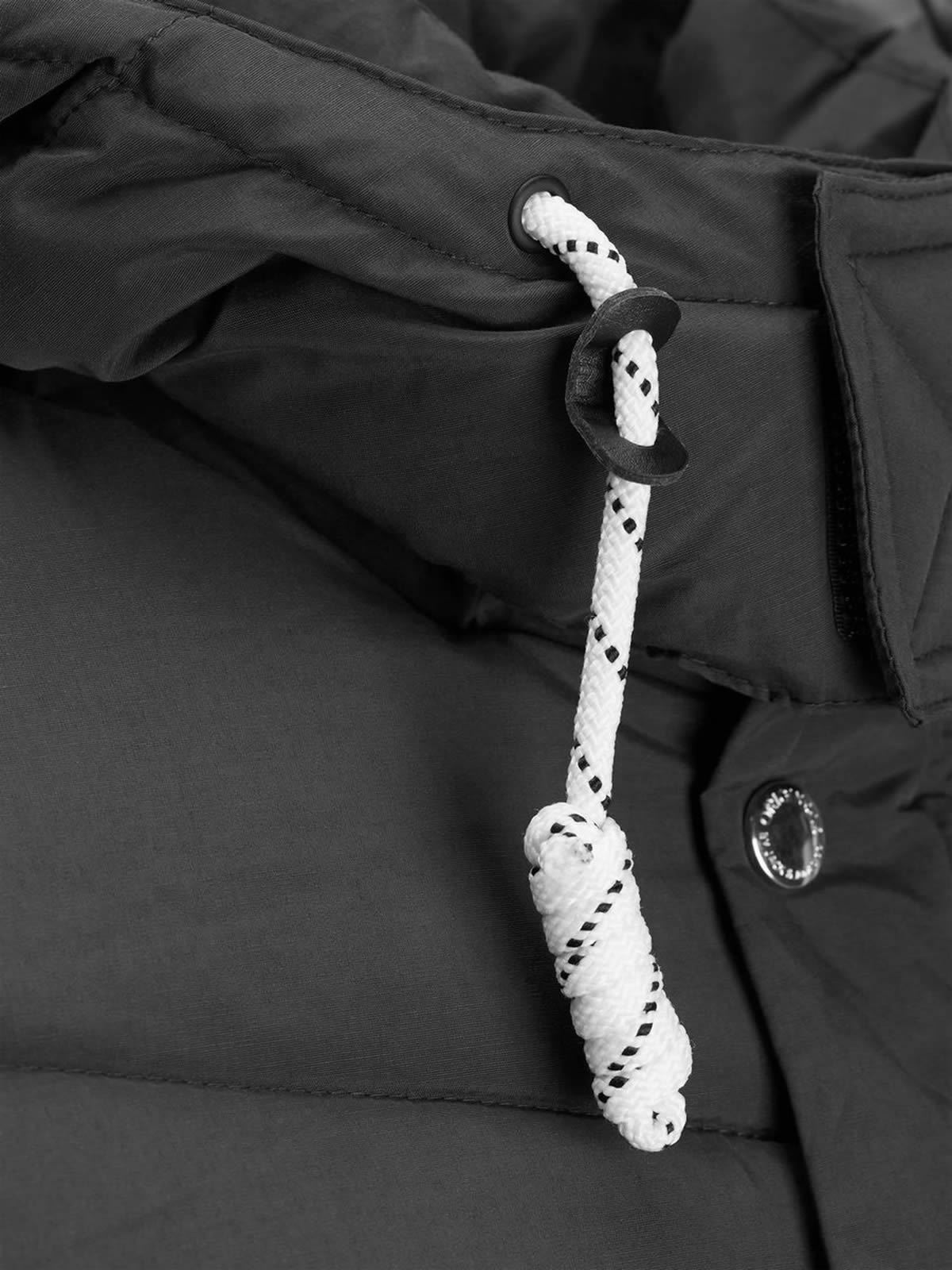 JACK-amp-JONES-Figure-Mens-Jacket-Hooded-Zip-Up-Padded-Bomber-Coat thumbnail 4