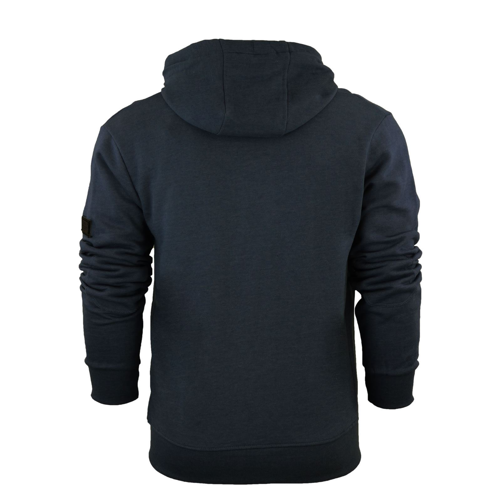 Mens-Hoodie-Smith-amp-Jones-Zip-Up-Hooded-Sweater-Jumper thumbnail 33