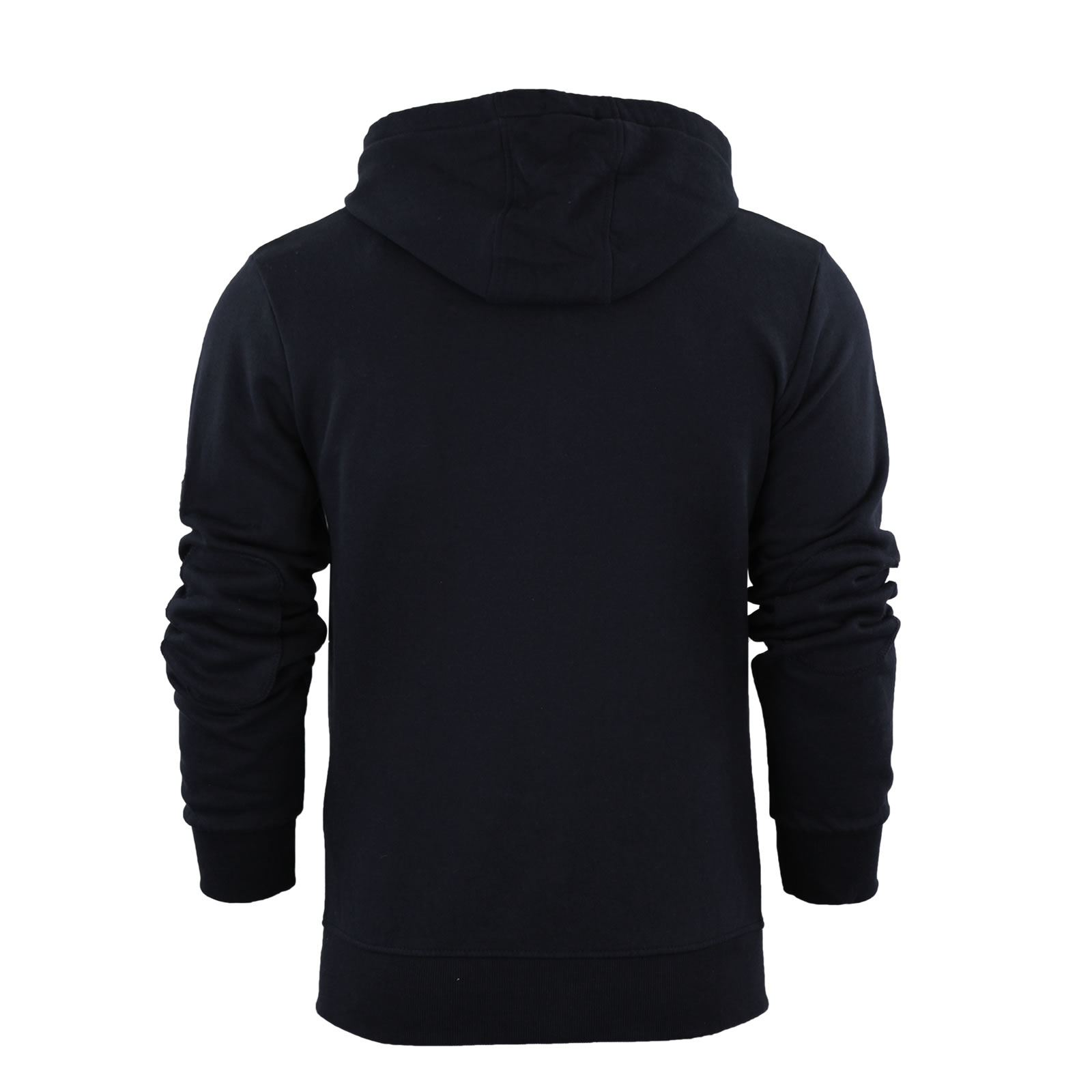 Mens-Hoodie-Smith-amp-Jones-Zip-Up-Hooded-Sweater-Jumper thumbnail 12