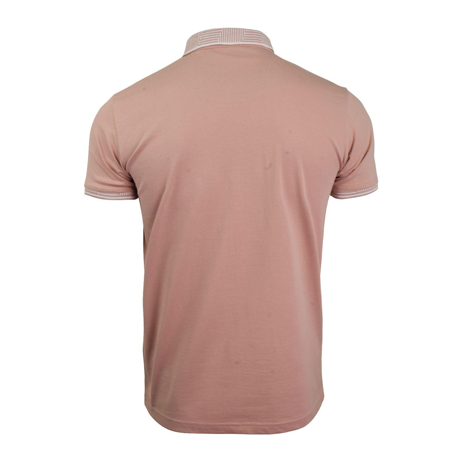 Para-Hombre-Polo-T-Shirt-Alma-valiente-Glover-Algodon-Con-Cuello-Y-Manga-Corta-Casual-Top miniatura 9