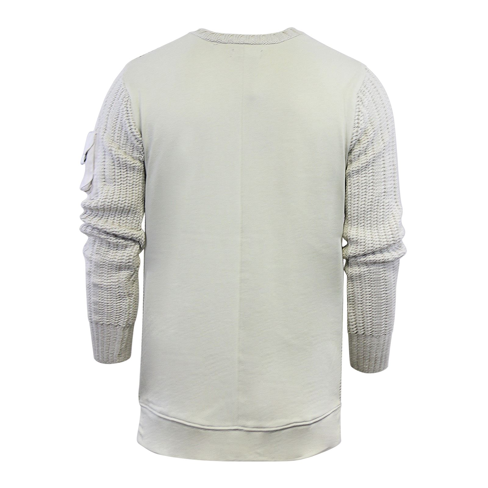 Mens-Jumper-Brave-Soul-Knitted-Sweater-In-Various-Styles thumbnail 65