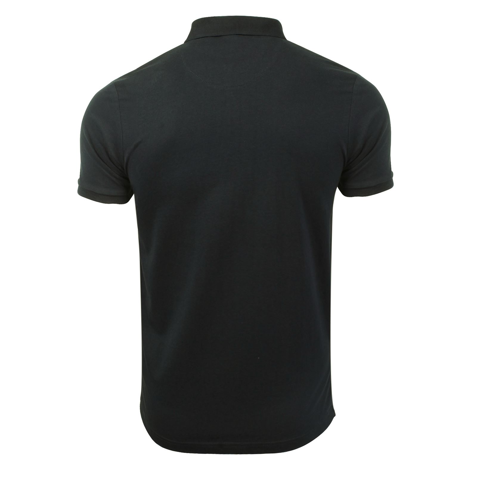 Mens-Polo-T-Shirt-Brave-Soul-Glover-Cotton-Collared-Short-Sleeve-Casual-Top thumbnail 79