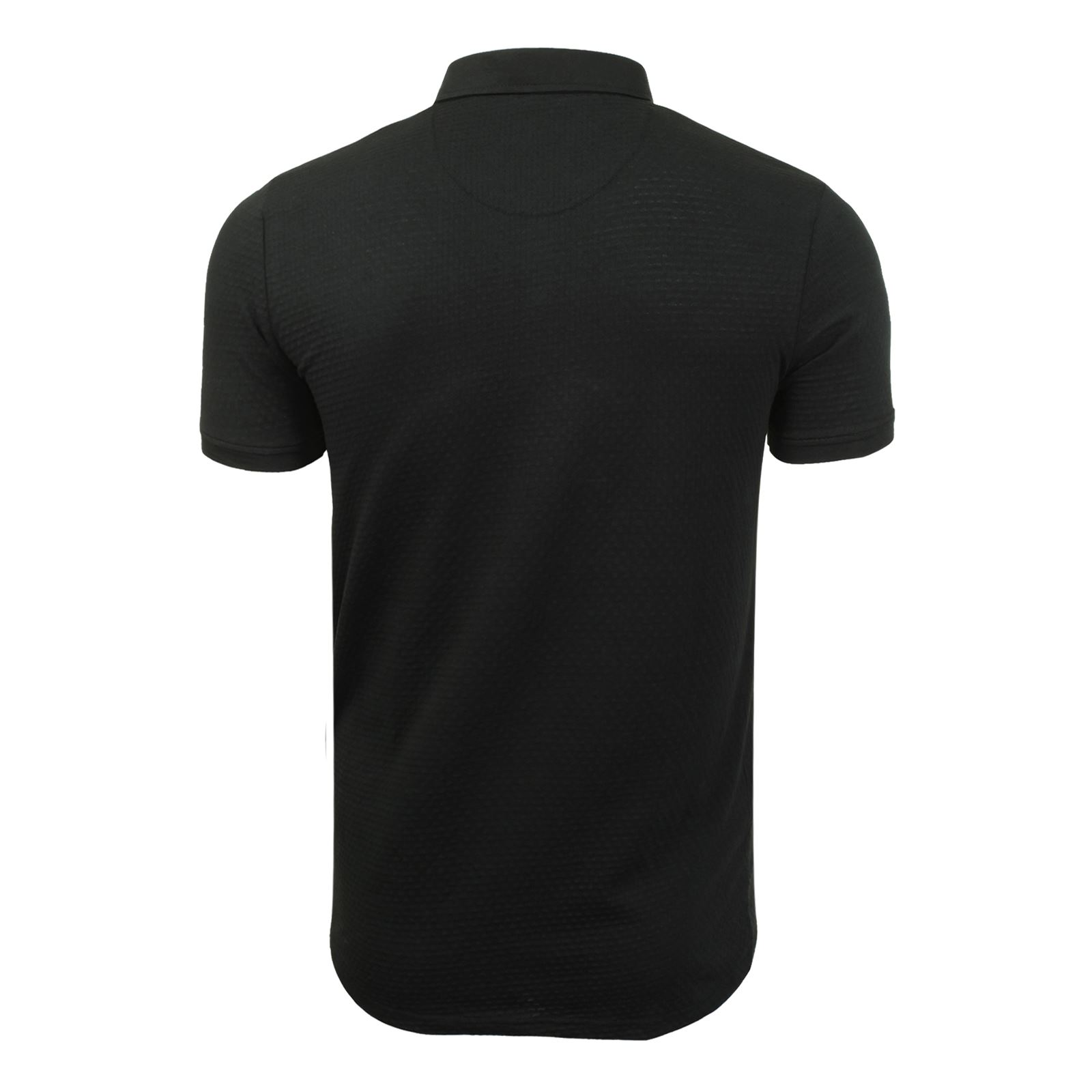 Mens-Polo-T-Shirt-Brave-Soul-Glover-Cotton-Collared-Short-Sleeve-Casual-Top thumbnail 85