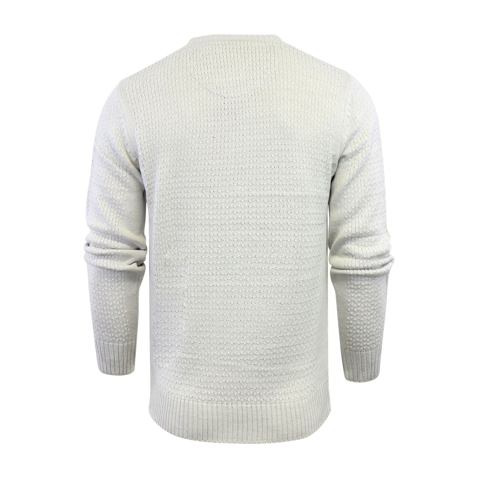 Mens-Jumper-Brave-Soul-Knitted-Sweater-In-Various-Styles thumbnail 15