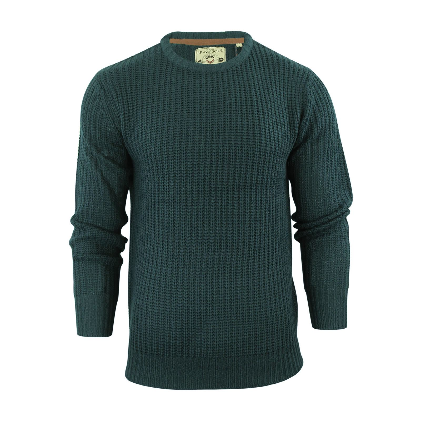 miniature 32 - Pull-Homme-Brave-Soul-Divers-Sweater