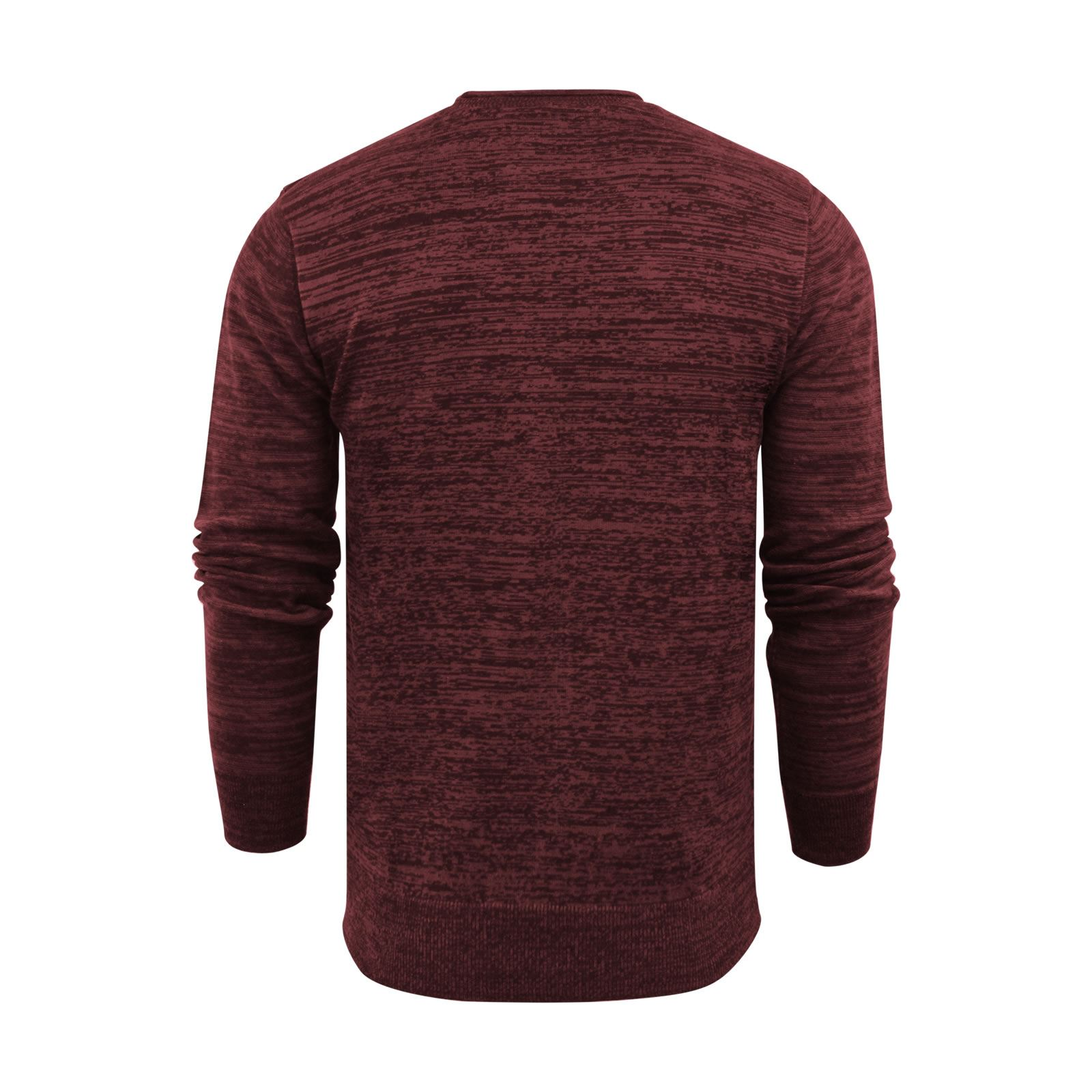 Mens-Jumper-Brave-Soul-Knitted-Sweater-In-Various-Styles thumbnail 9