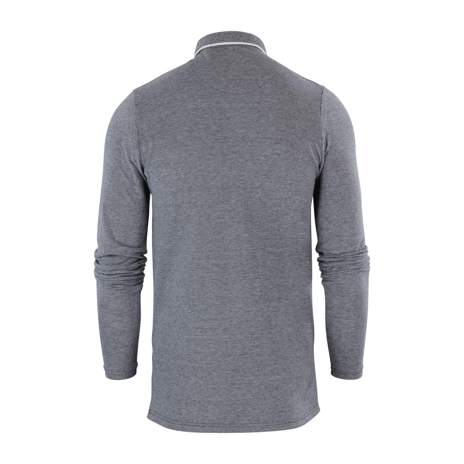 Brave-Soul-Polo-Homme-a-Manches-Longues-A-Col-Haut-Dans-Divers-Styles miniature 108