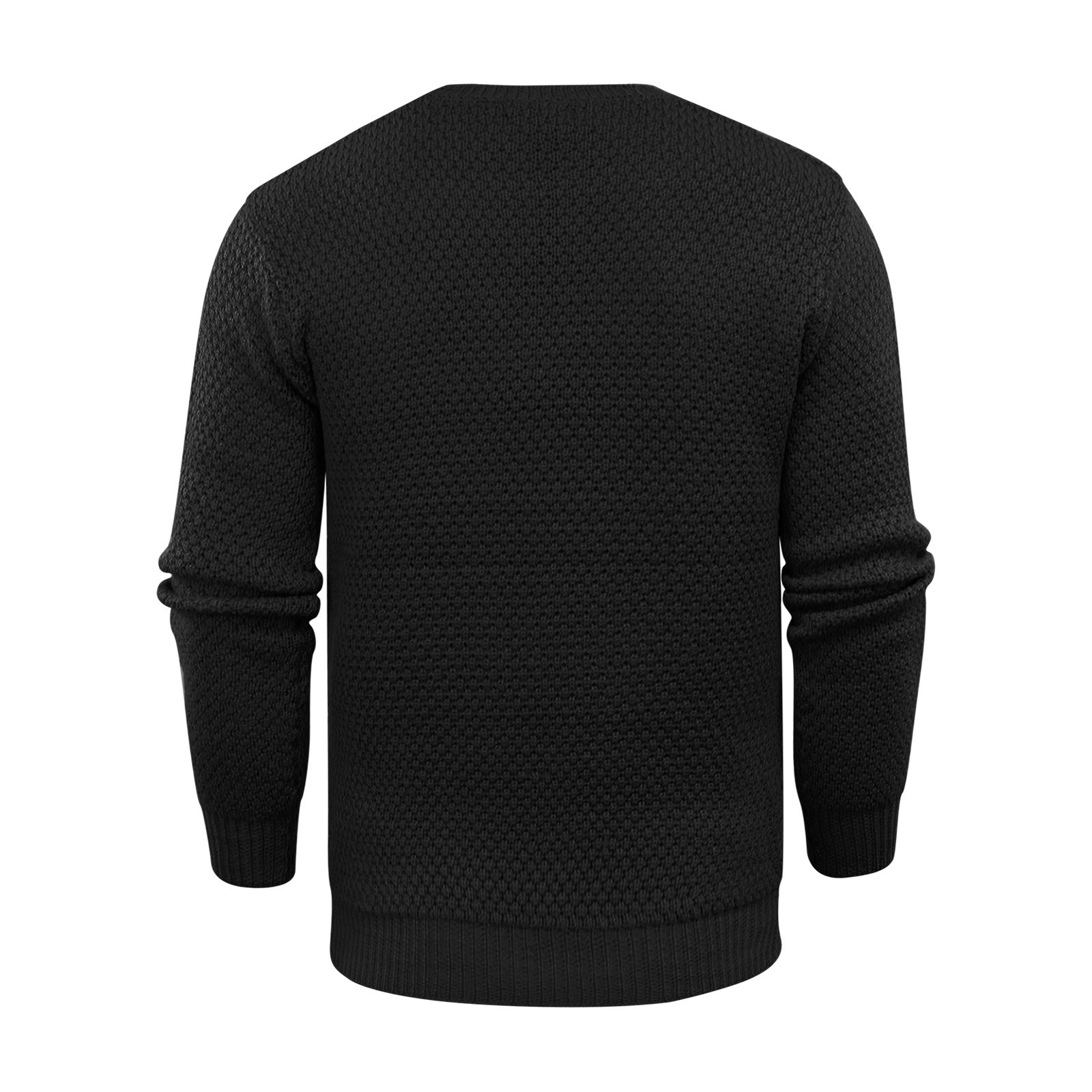 Mens-Jumper-Brave-Soul-Knitted-Sweater-In-Various-Styles thumbnail 31