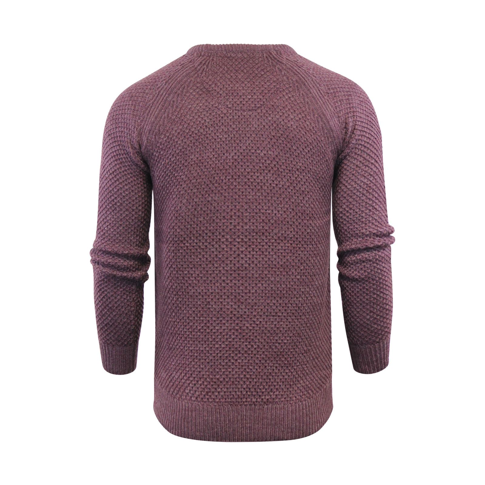 Mens-Jumper-Brave-Soul-Knitted-Sweater-In-Various-Styles thumbnail 126