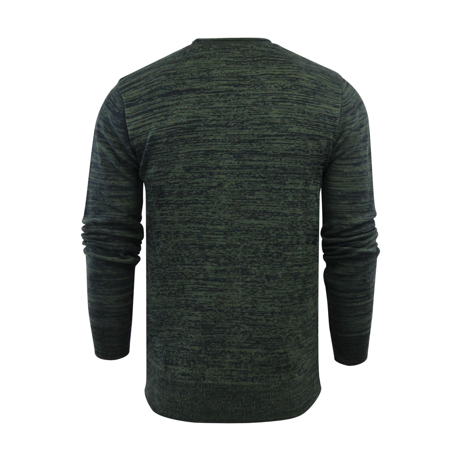 Mens-Jumper-Brave-Soul-Knitted-Sweater-In-Various-Styles thumbnail 11