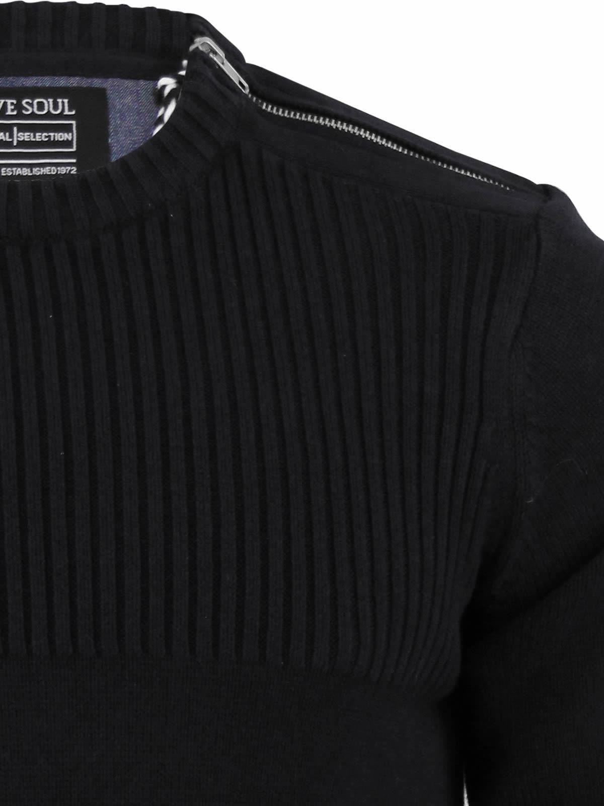 miniature 157 - Pull-Homme-Brave-Soul-Divers-Pull