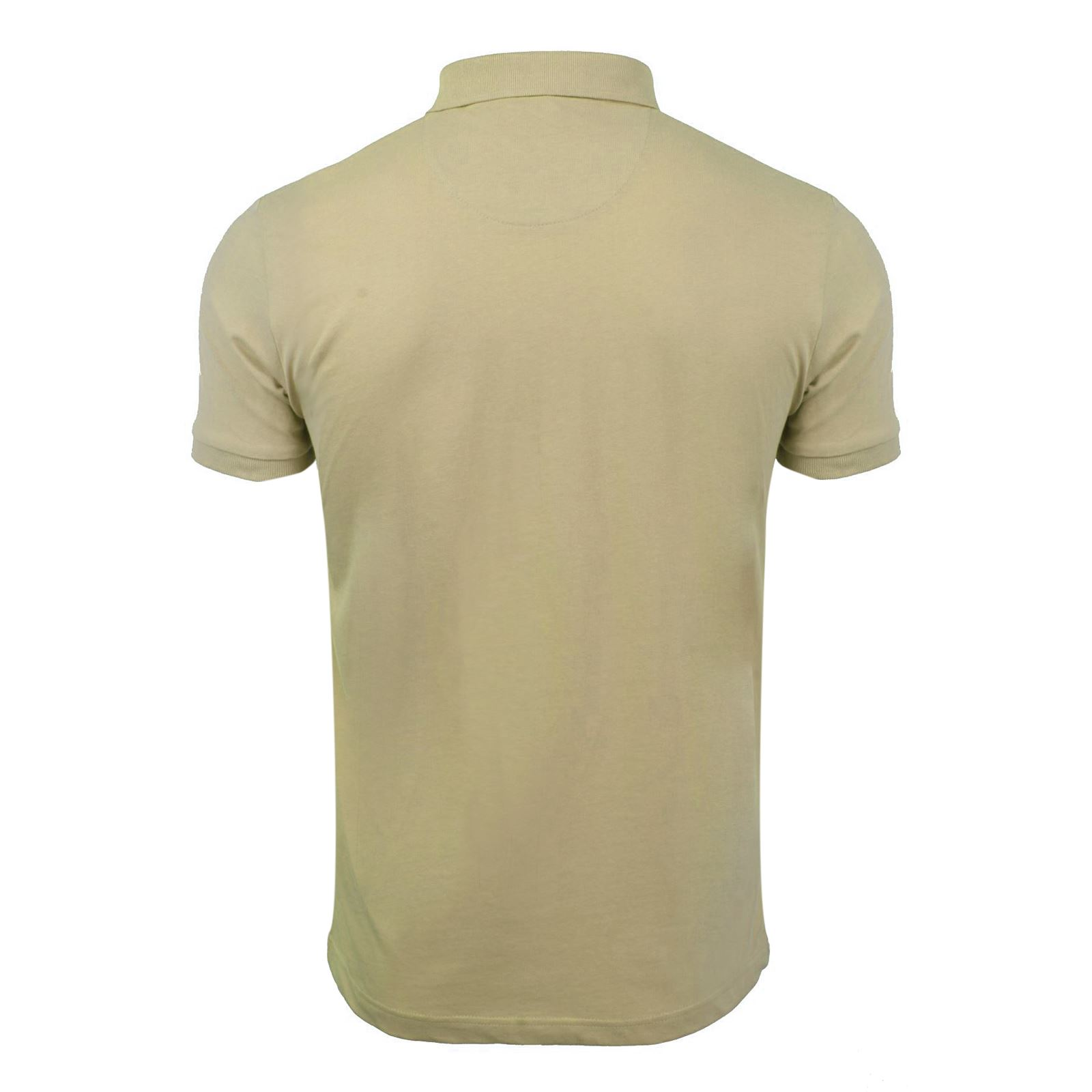 Mens-Polo-T-Shirt-Brave-Soul-Glover-Cotton-Collared-Short-Sleeve-Casual-Top thumbnail 67