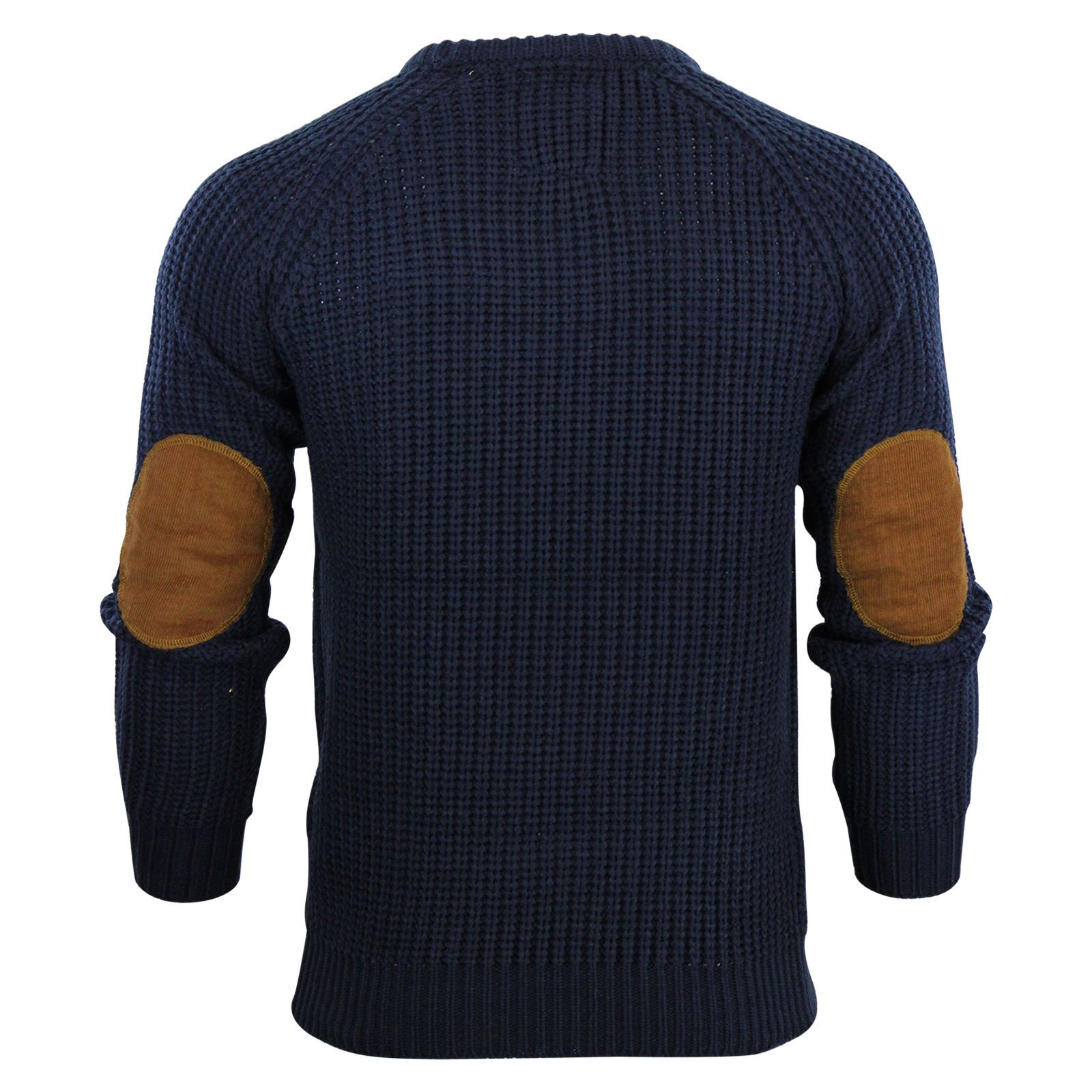 Mens-Jumper-Brave-Soul-Knitted-Sweater-In-Various-Styles thumbnail 62