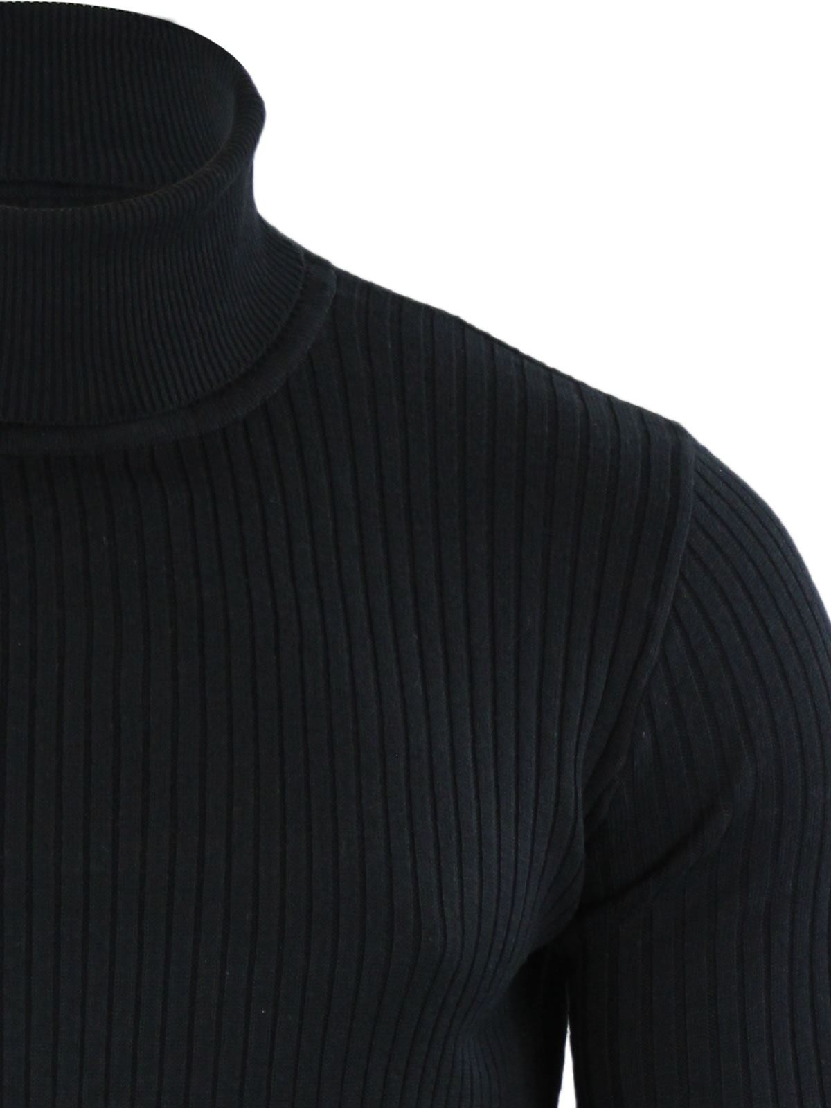 Mens-Jumper-Brave-Soul-Knitted-Sweater-In-Various-Styles thumbnail 112