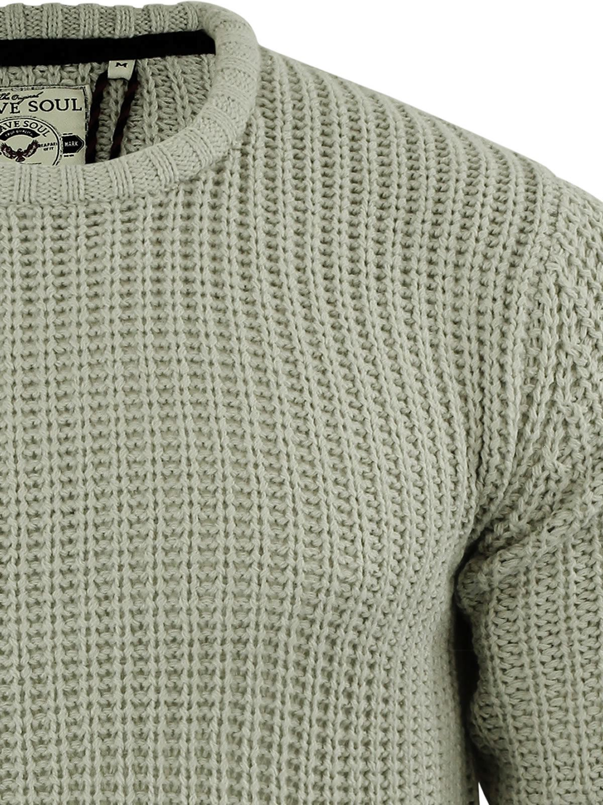 miniature 16 - Pull-Homme-Brave-Soul-Divers-Sweater