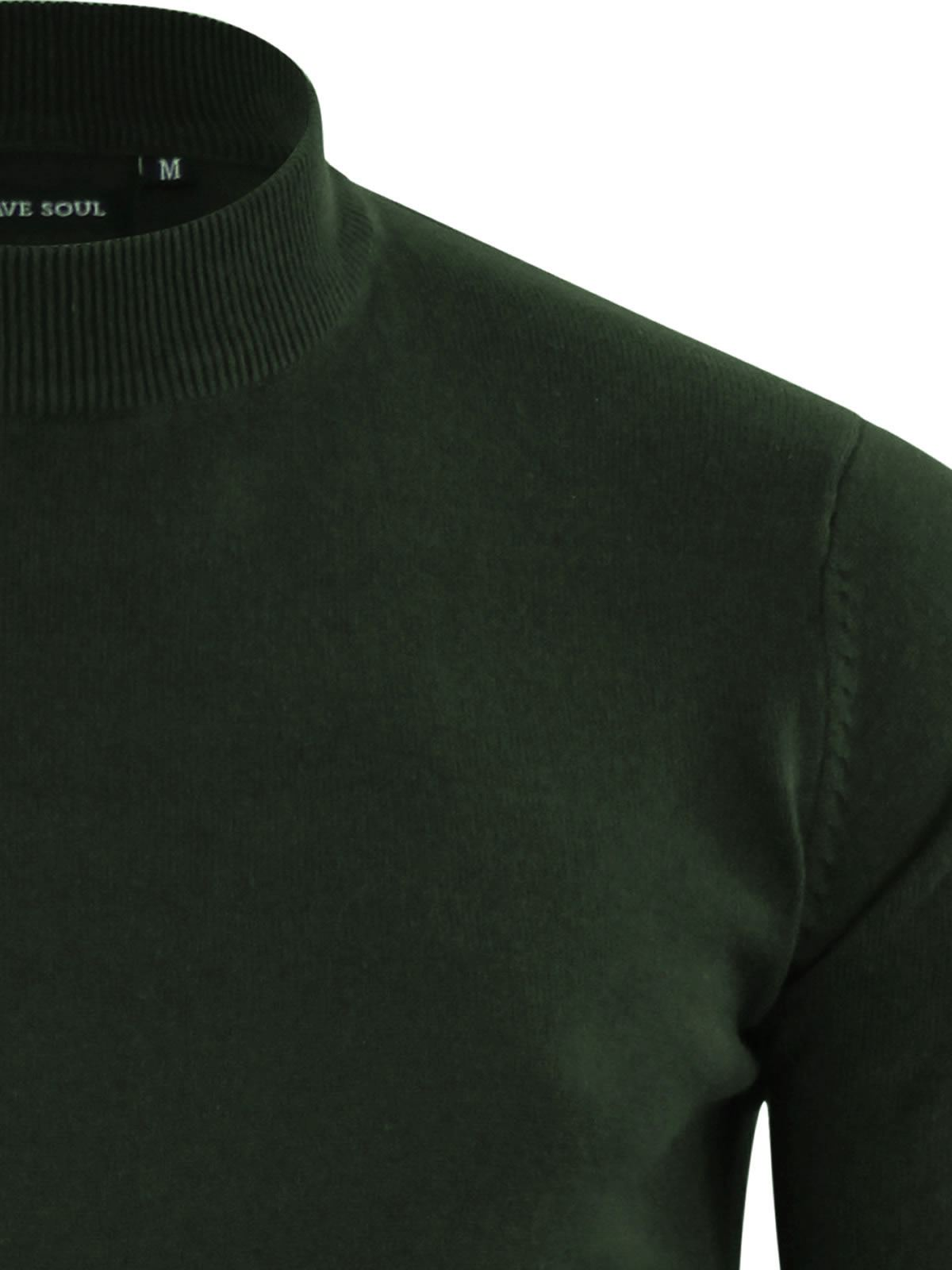 miniature 148 - Pull-Homme-Brave-Soul-Divers-Sweater