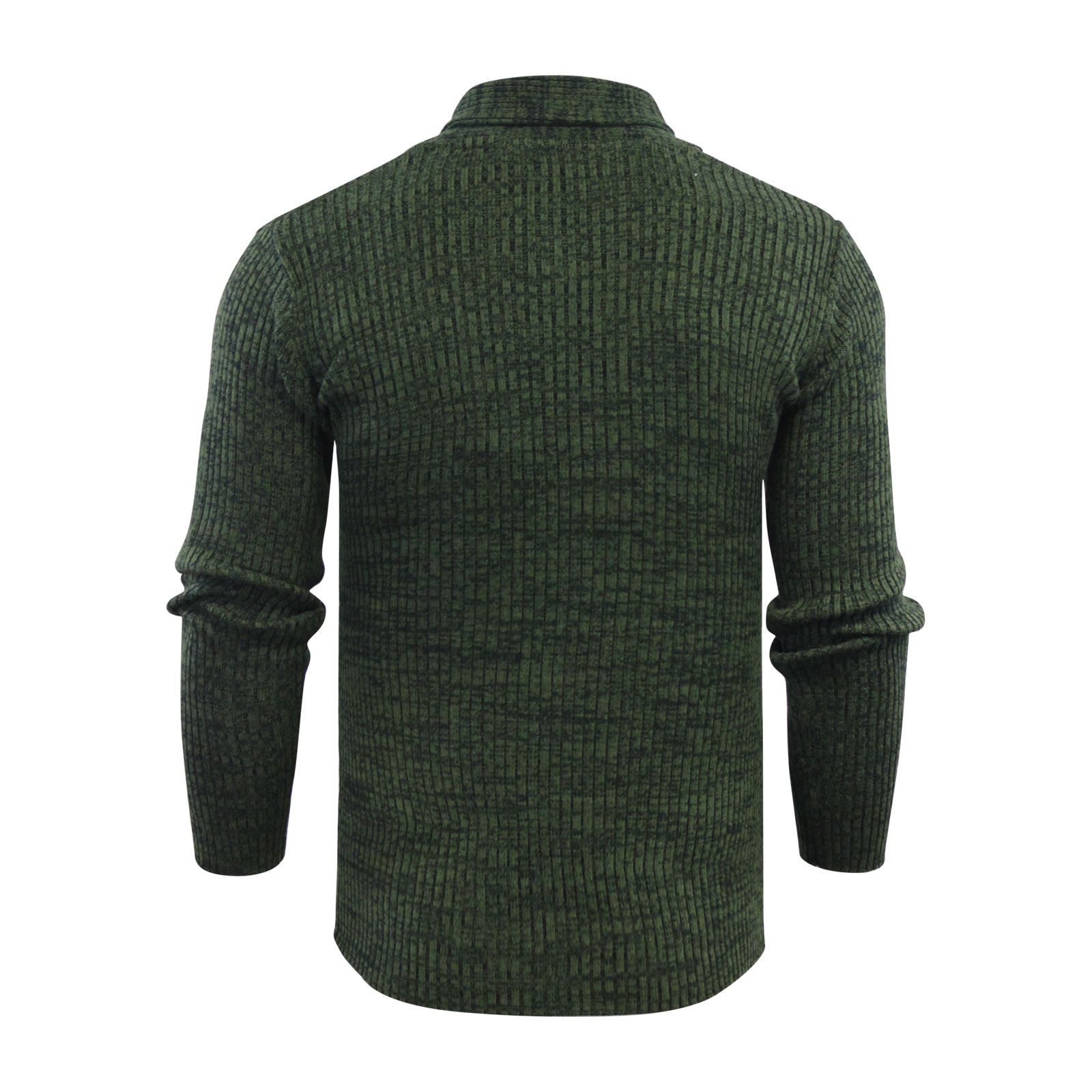 Mens-Jumper-Brave-Soul-Knitted-Sweater-In-Various-Styles thumbnail 122