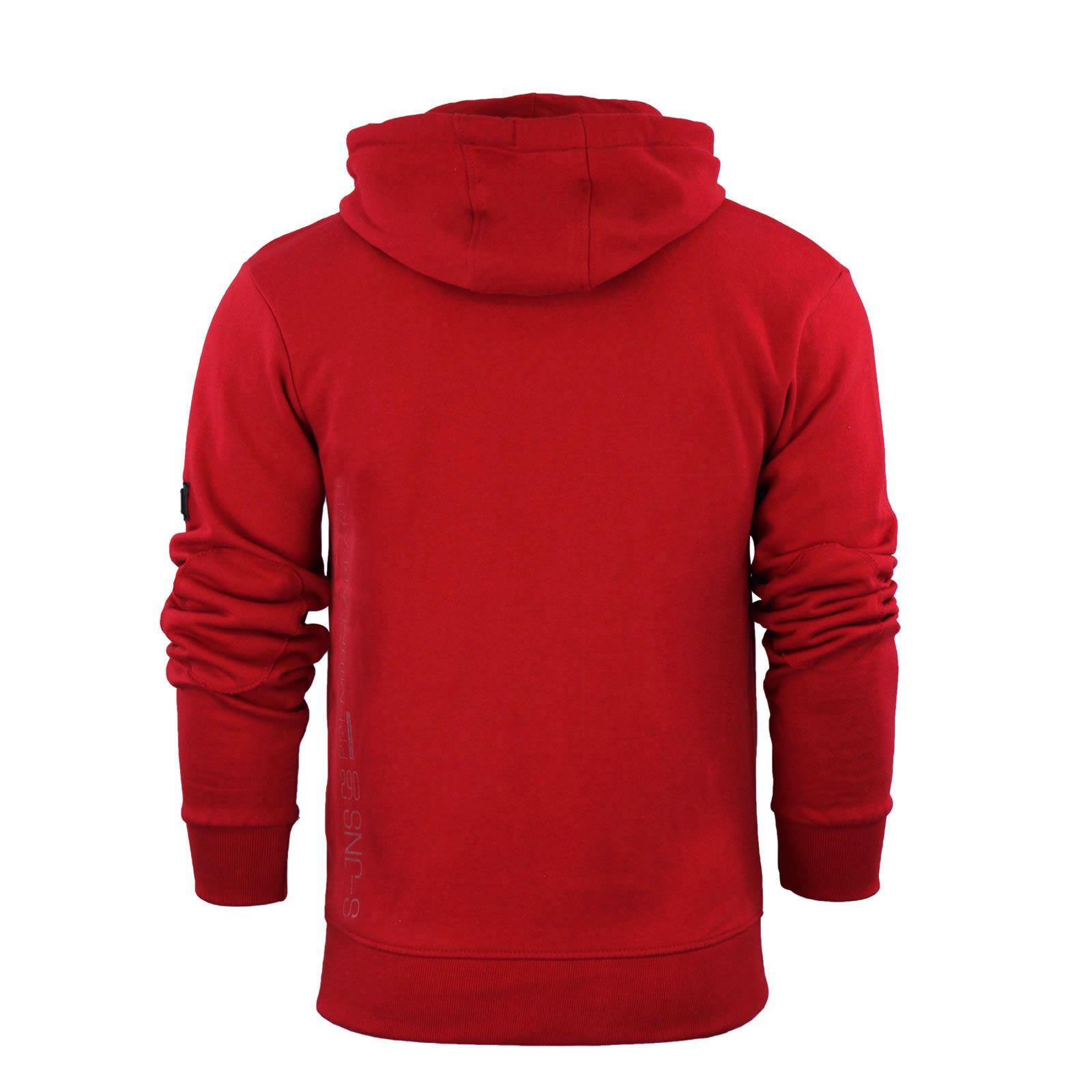 Mens-Hoodie-Smith-amp-Jones-Zip-Up-Hooded-Sweater-Jumper thumbnail 9
