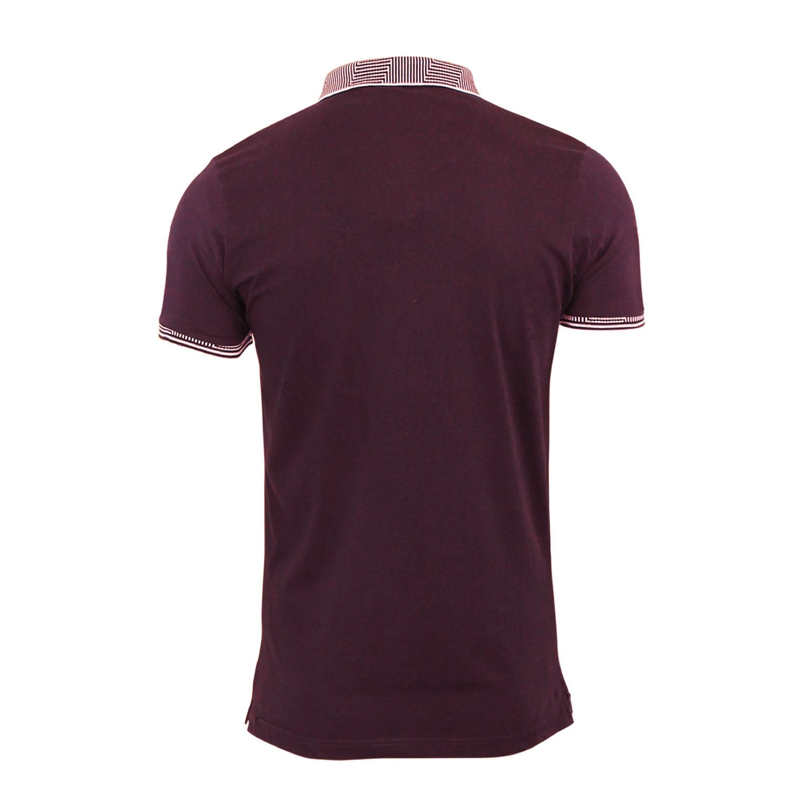 Brave-Soul-Glover-Mens-Polo-T-Shirt-Cotton-Collared-Short-Sleeve-Casual-Top thumbnail 36