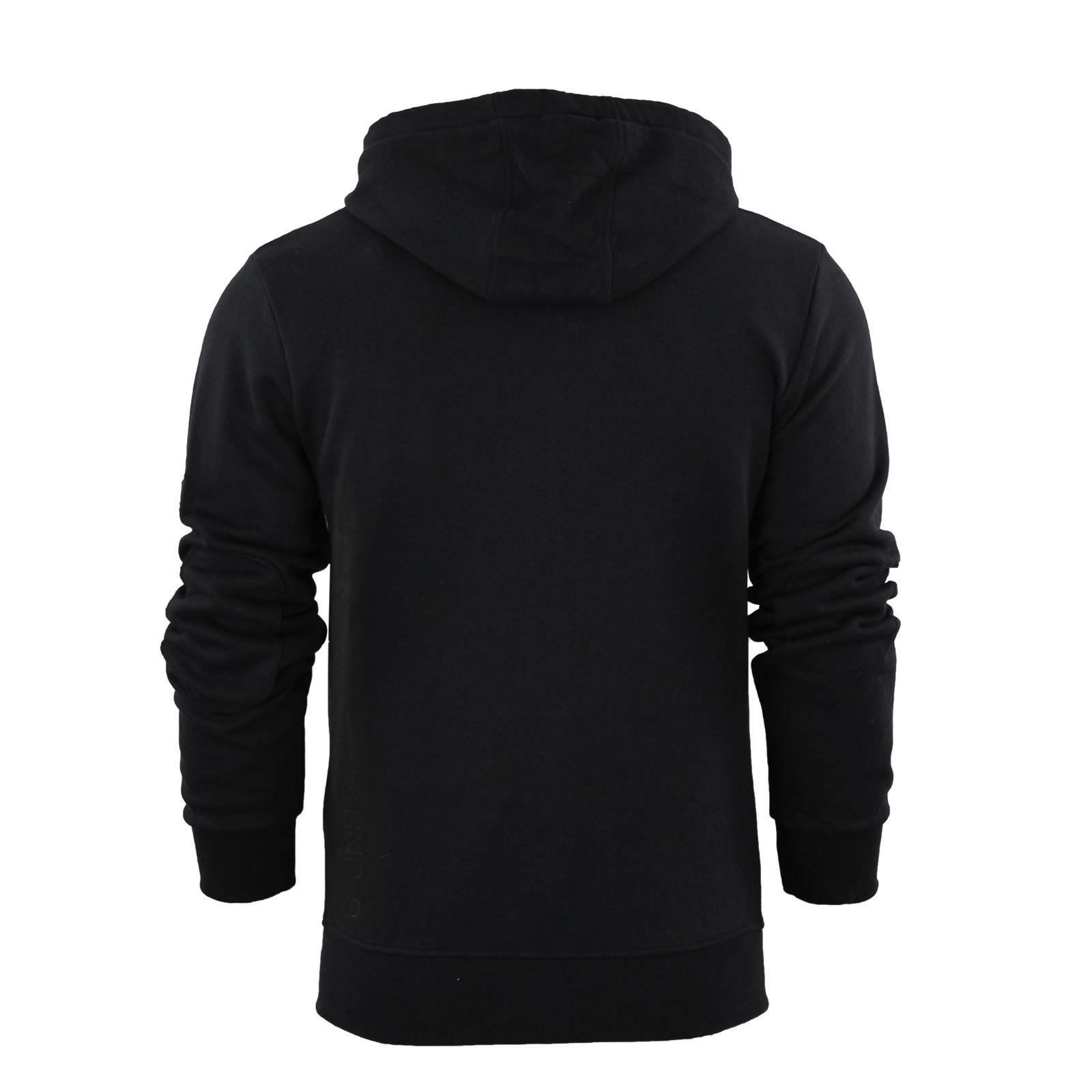 Mens-Hoodie-Smith-amp-Jones-Zip-Up-Hooded-Sweater-Jumper thumbnail 3