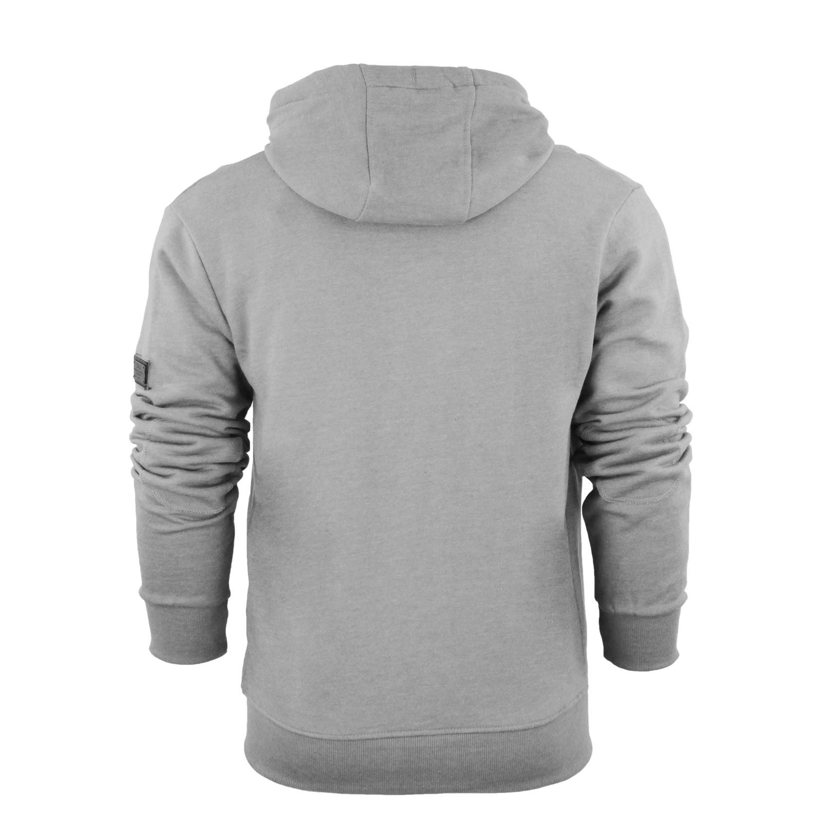 Mens-Hoodie-Smith-amp-Jones-Zip-Up-Hooded-Sweater-Jumper thumbnail 27