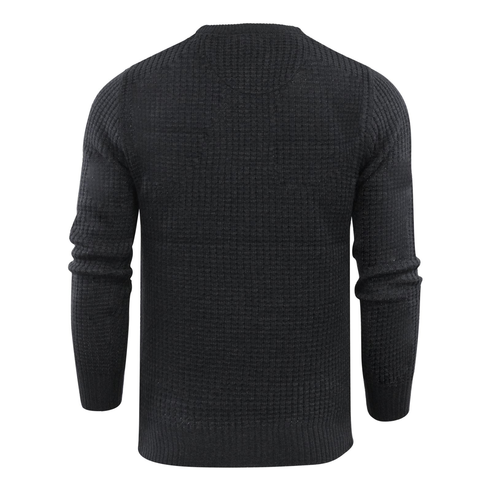 Mens-Jumper-Brave-Soul-Knitted-Sweater-In-Various-Styles thumbnail 39
