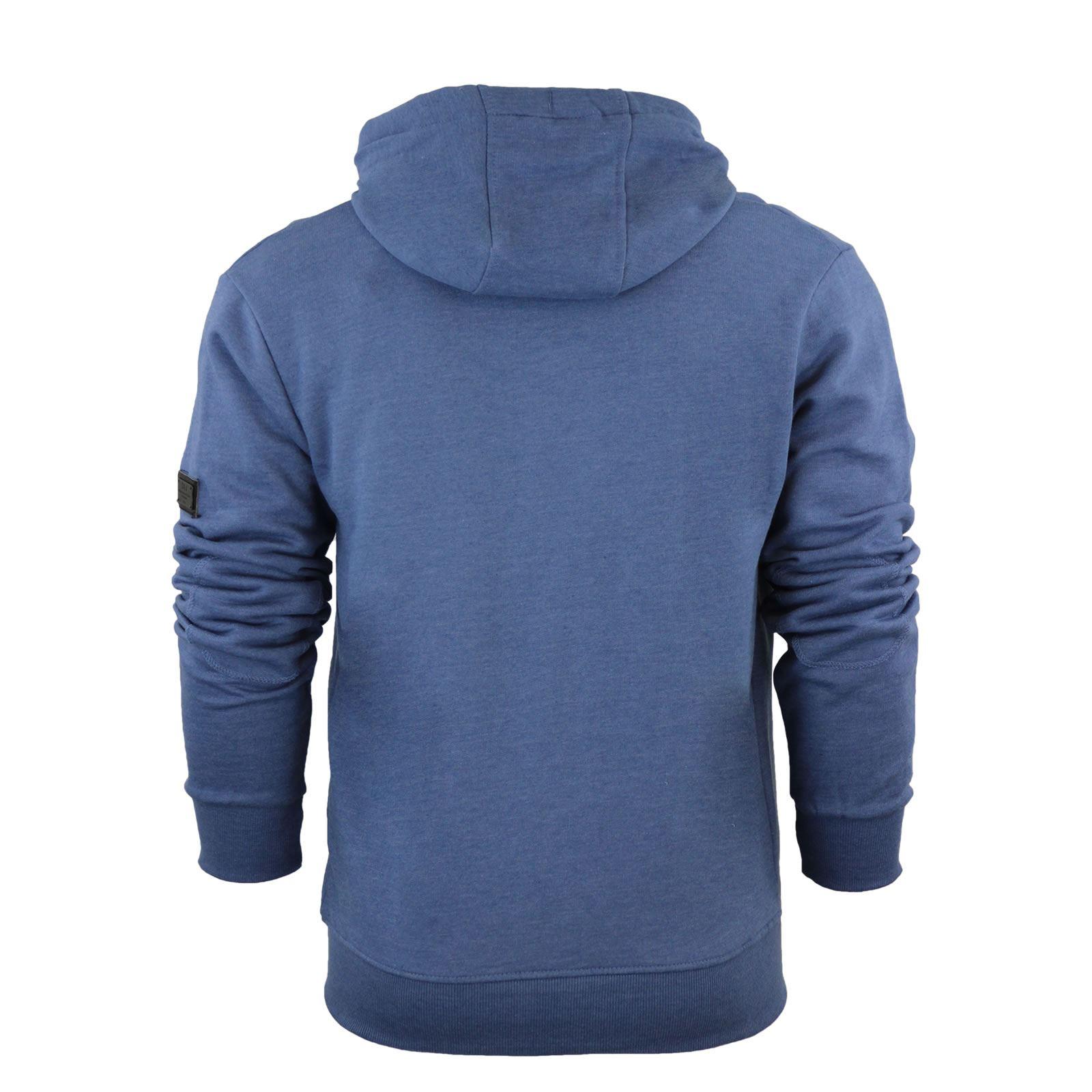 Mens-Hoodie-Smith-amp-Jones-Zip-Up-Hooded-Sweater-Jumper thumbnail 30
