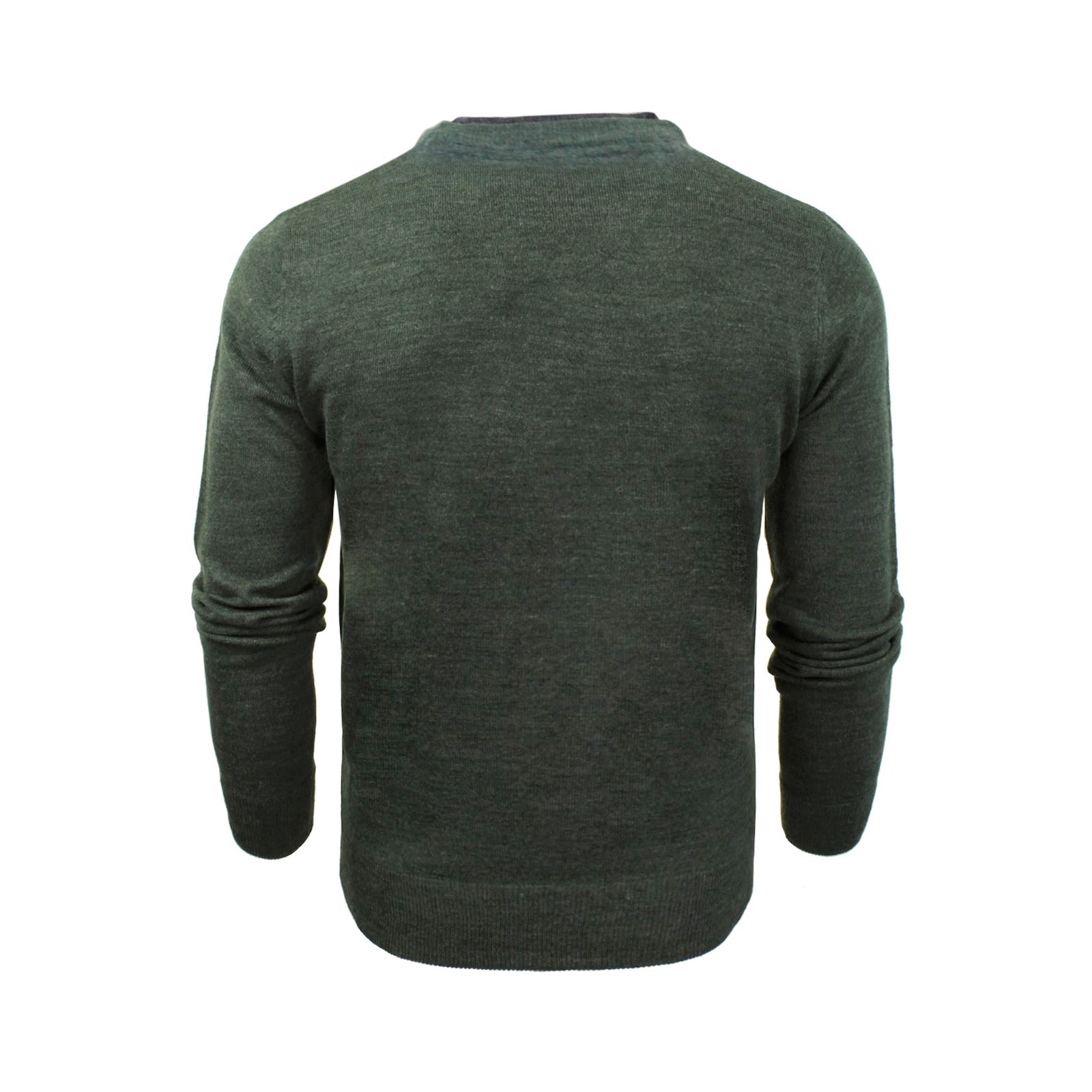 Mens-Jumper-Brave-Soul-Knitted-Sweater-In-Various-Styles thumbnail 7