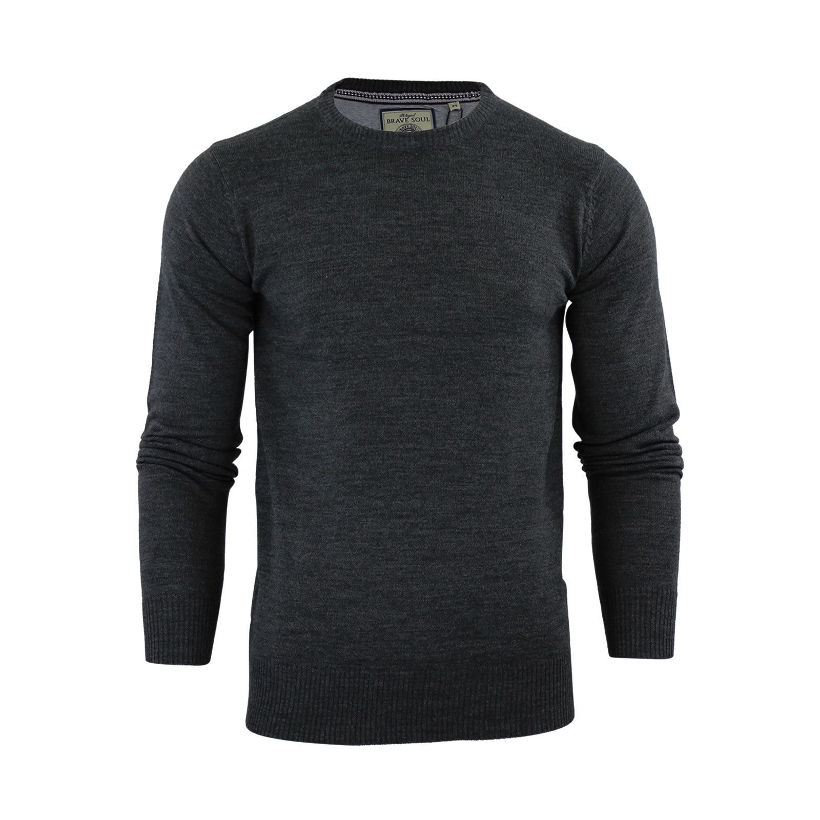 miniature 112 - Pull-Homme-Brave-Soul-Divers-Sweater