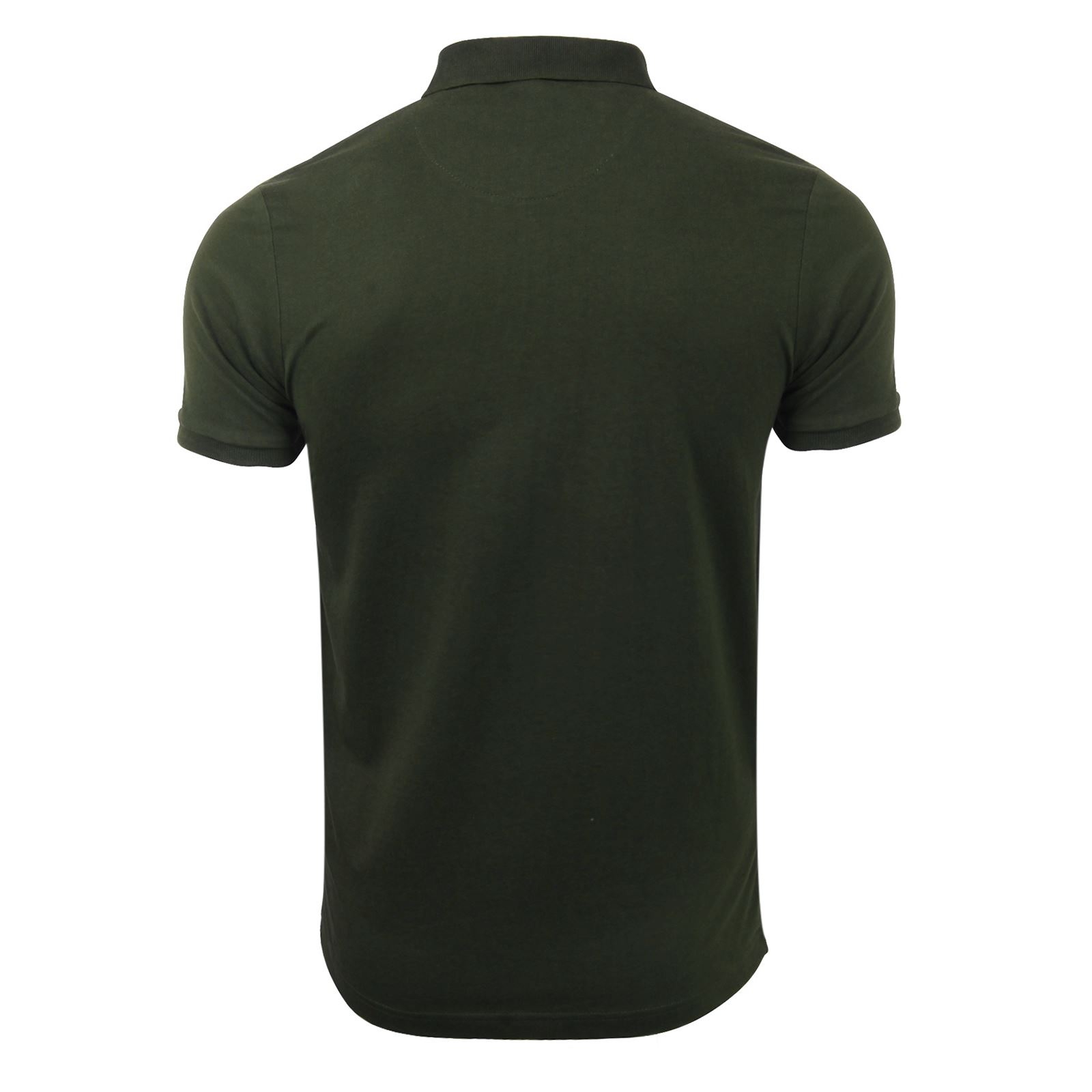 Mens-Polo-T-Shirt-Brave-Soul-Glover-Cotton-Collared-Short-Sleeve-Casual-Top thumbnail 61