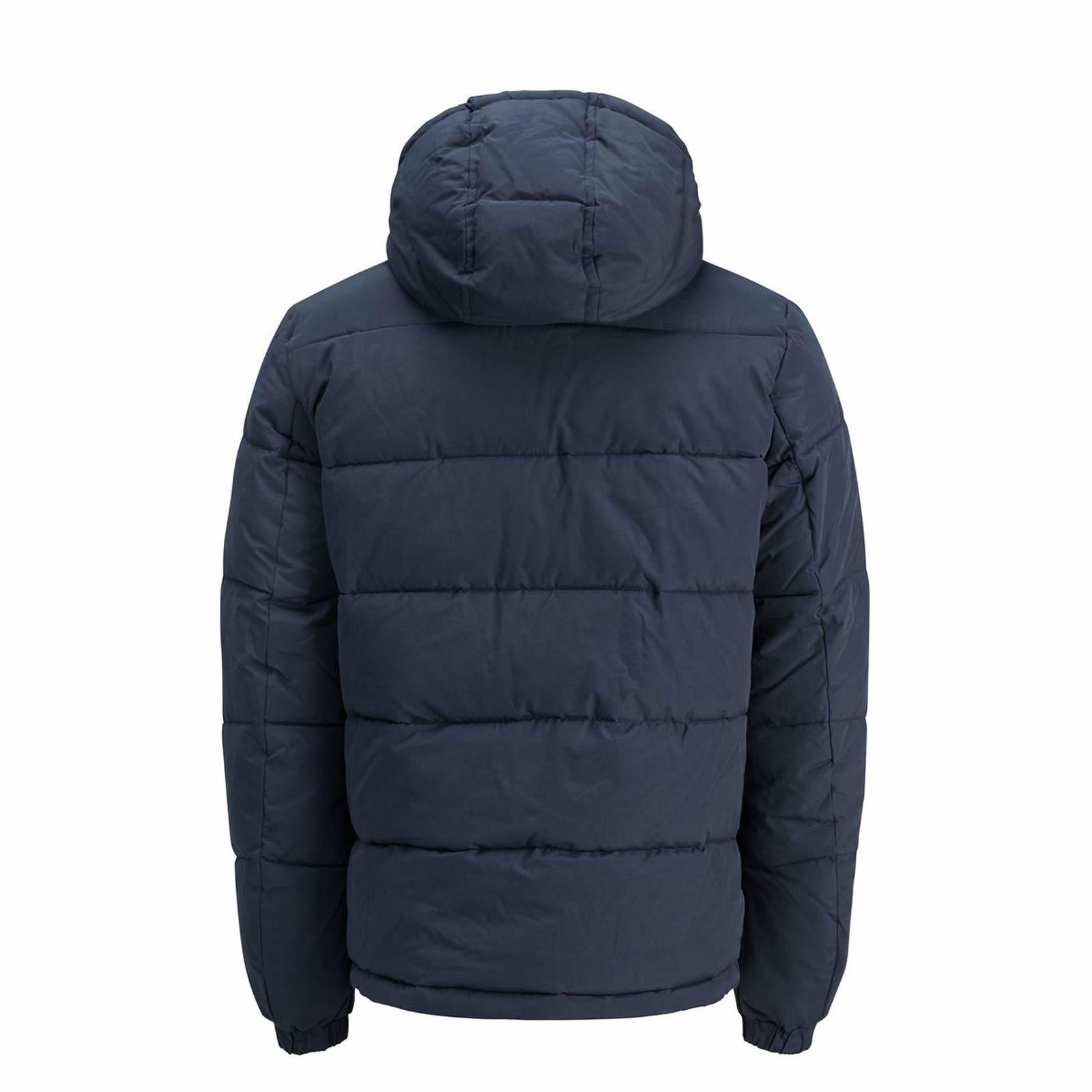 Up Mens Hooded Zu Bomber Jackamp; Details Figure Zip Padded Coat Jacket Jones uXTwOkPlZi