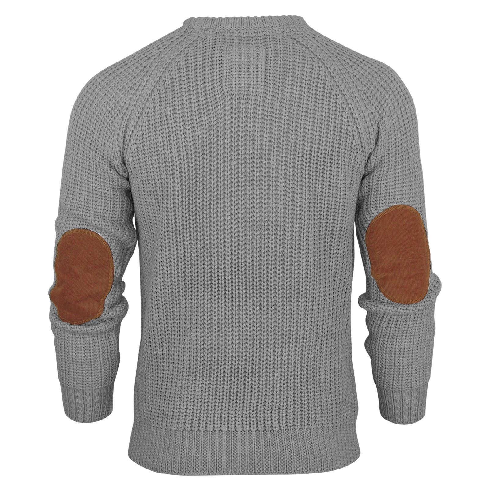 Mens-Jumper-Brave-Soul-Knitted-Sweater-In-Various-Styles thumbnail 59