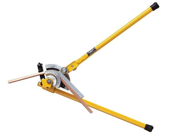 IRWIN T591057 Hilmor Pipe Bender 15//22mm Stainless Steel Copper Curving Tool