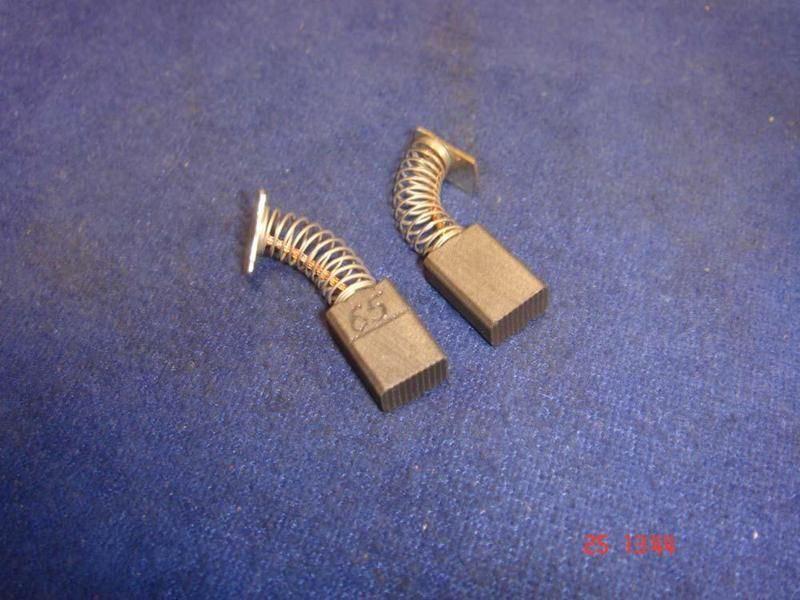 CARBON BRUSHES FOR 9501B Grinder 9505BH Grinder