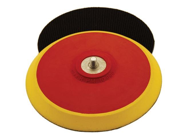 Flexipads Dual Action Cushion Pad 125mm GRIP
