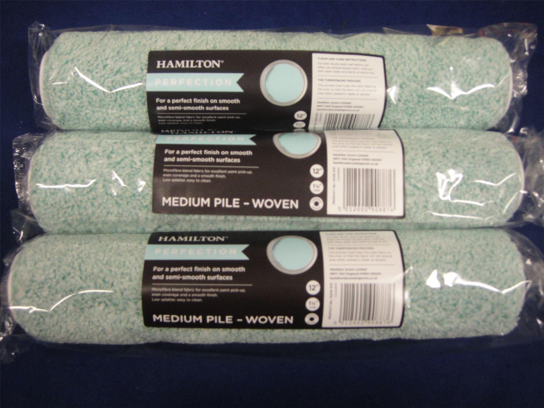 Hamilton Perfection Roller Sleeve Extra Long Pile 12 x 44