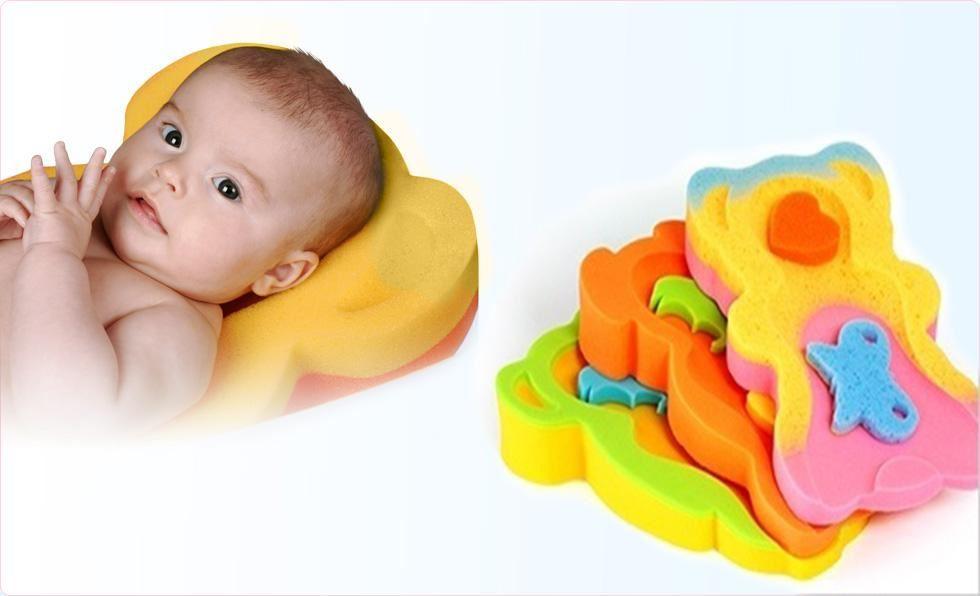 Bathtub Safety Sponge Mat Bath Support For Infant & Baby Up To 6kg ...