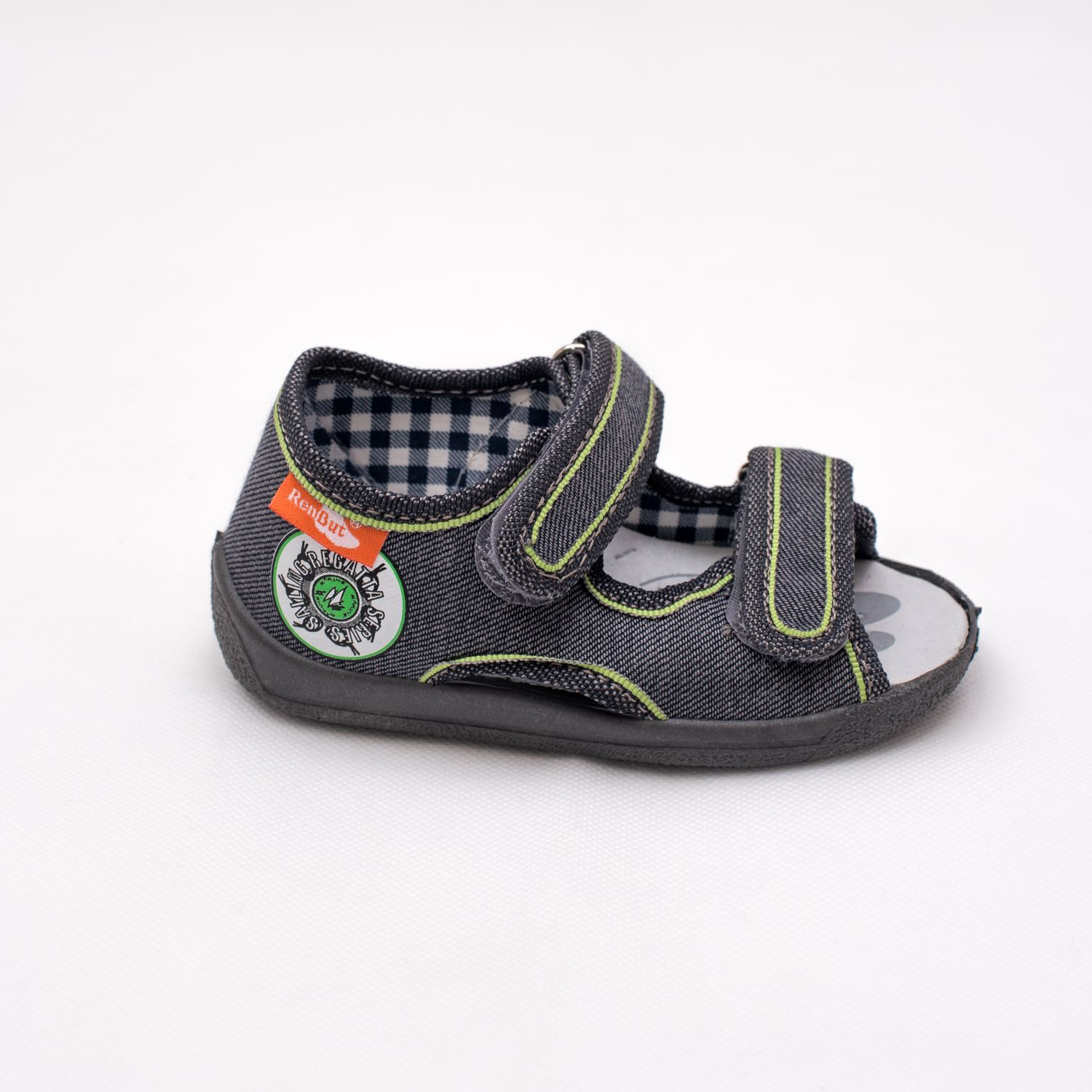 BABY BOYS CANVAS SHOES TODDLER SANDALS SLIPPERS TRAINERS
