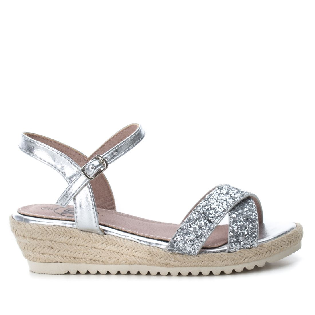 XTI Platform sandals - silver