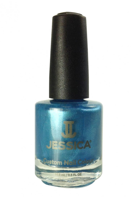 Jessica Nail Colour 547 Butterfly Kisses Blue 14.8ml - Nail Polish ...