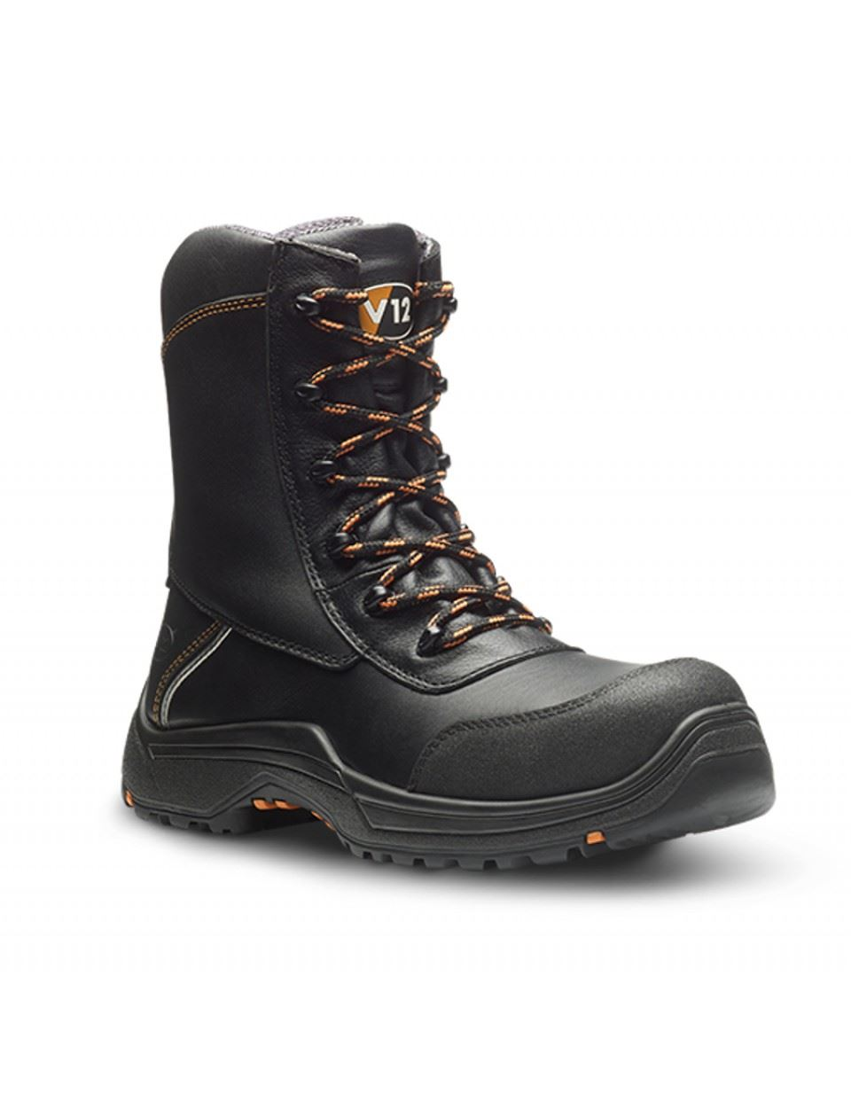 6e3d5822943 Details about V12 Defiant IGS S3 HRO High Leg Zip Boot