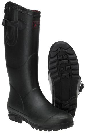 Reid neoprene rubber wellington boots (Hunting Walking Dog Walking Fishing)