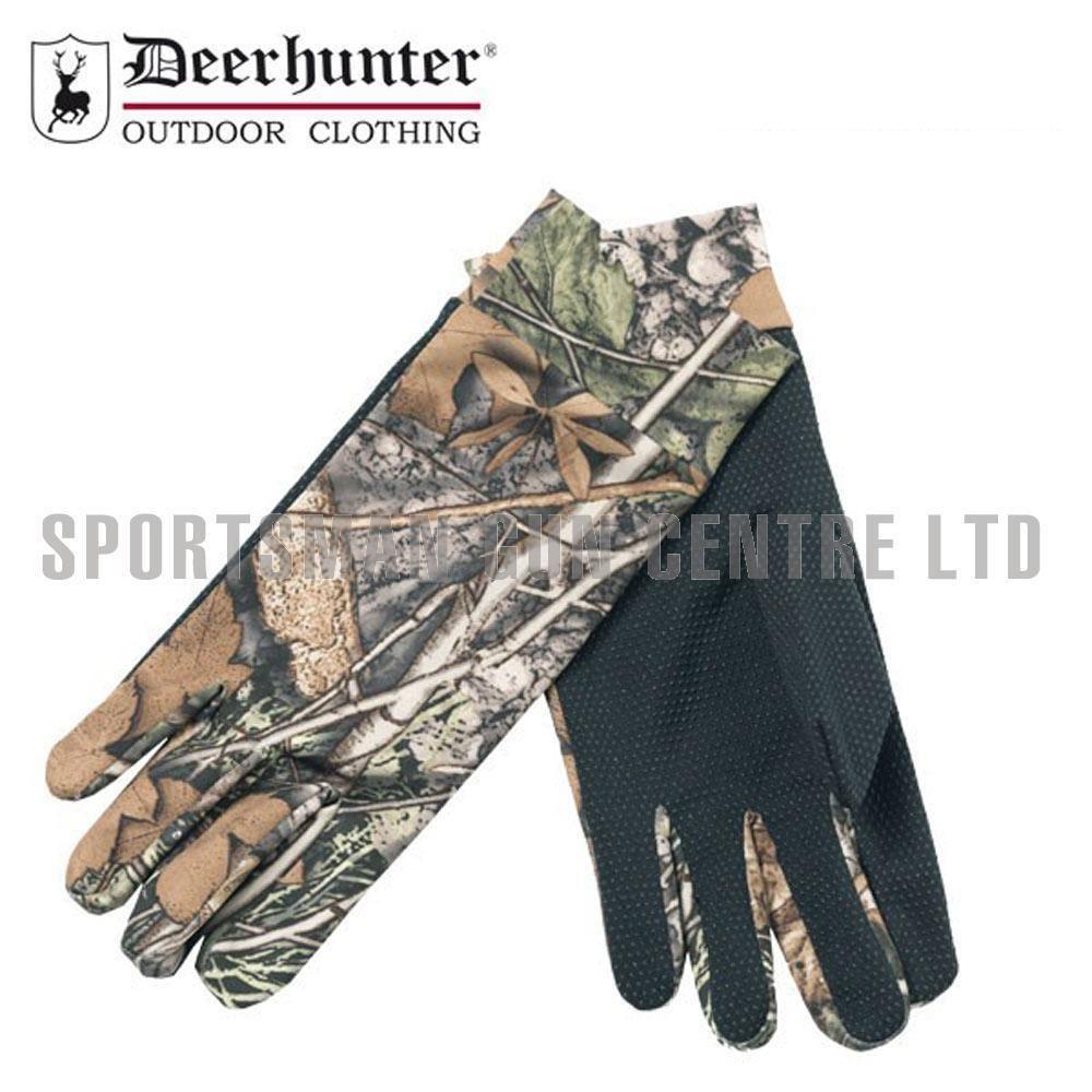 Hunting//Shooting S//M *Deerhunter 8360 Innovation Camo Gloves