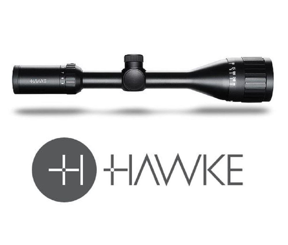 Hawke Vantage 3-9x50 Mil Dot Telescopic Air Rifle Scope Sight 14131 Jacht